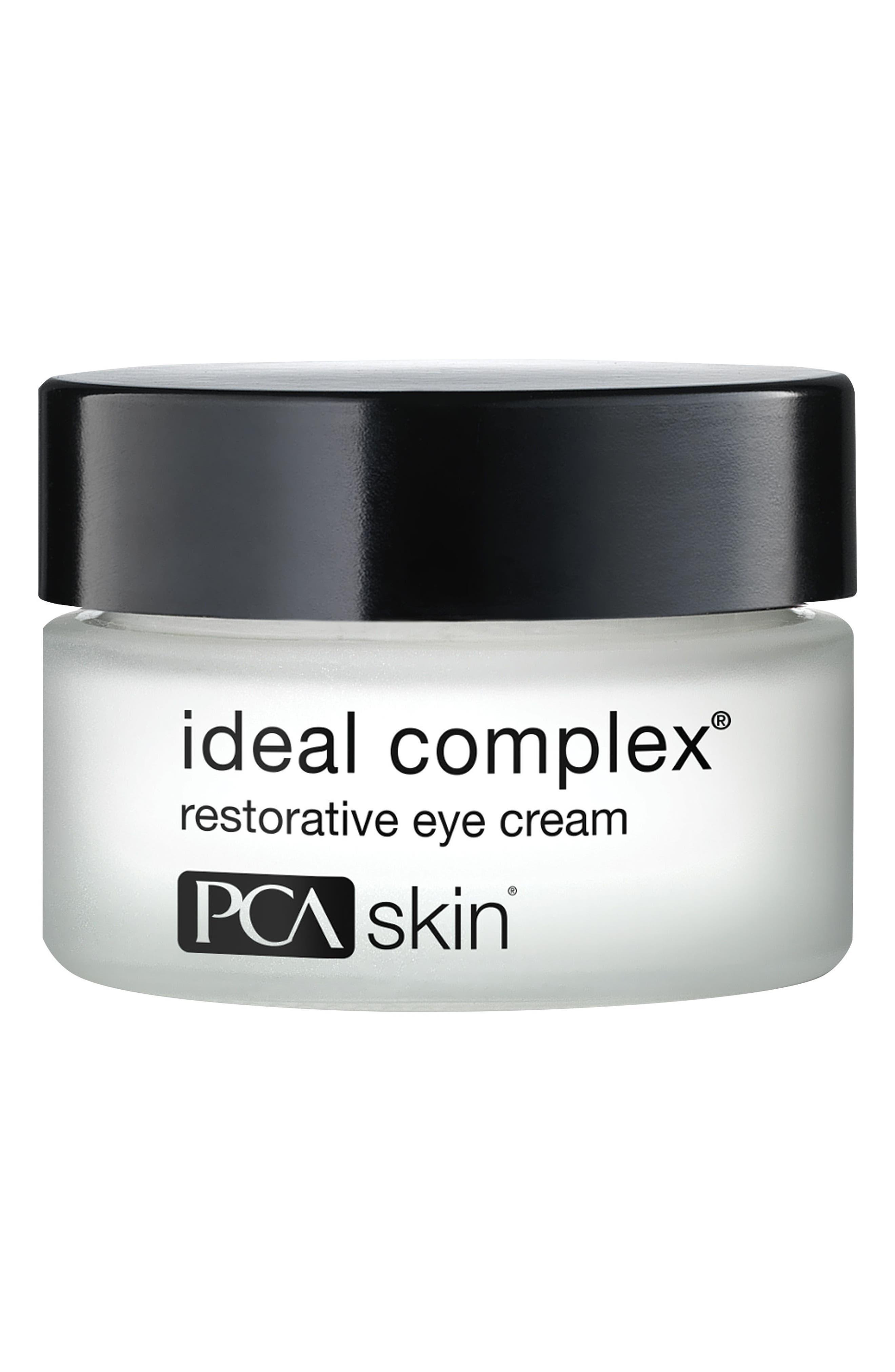 PCA SKIN,                             Ideal Complex Restorative Eye Cream,                             Main thumbnail 1, color,                             NO COLOR