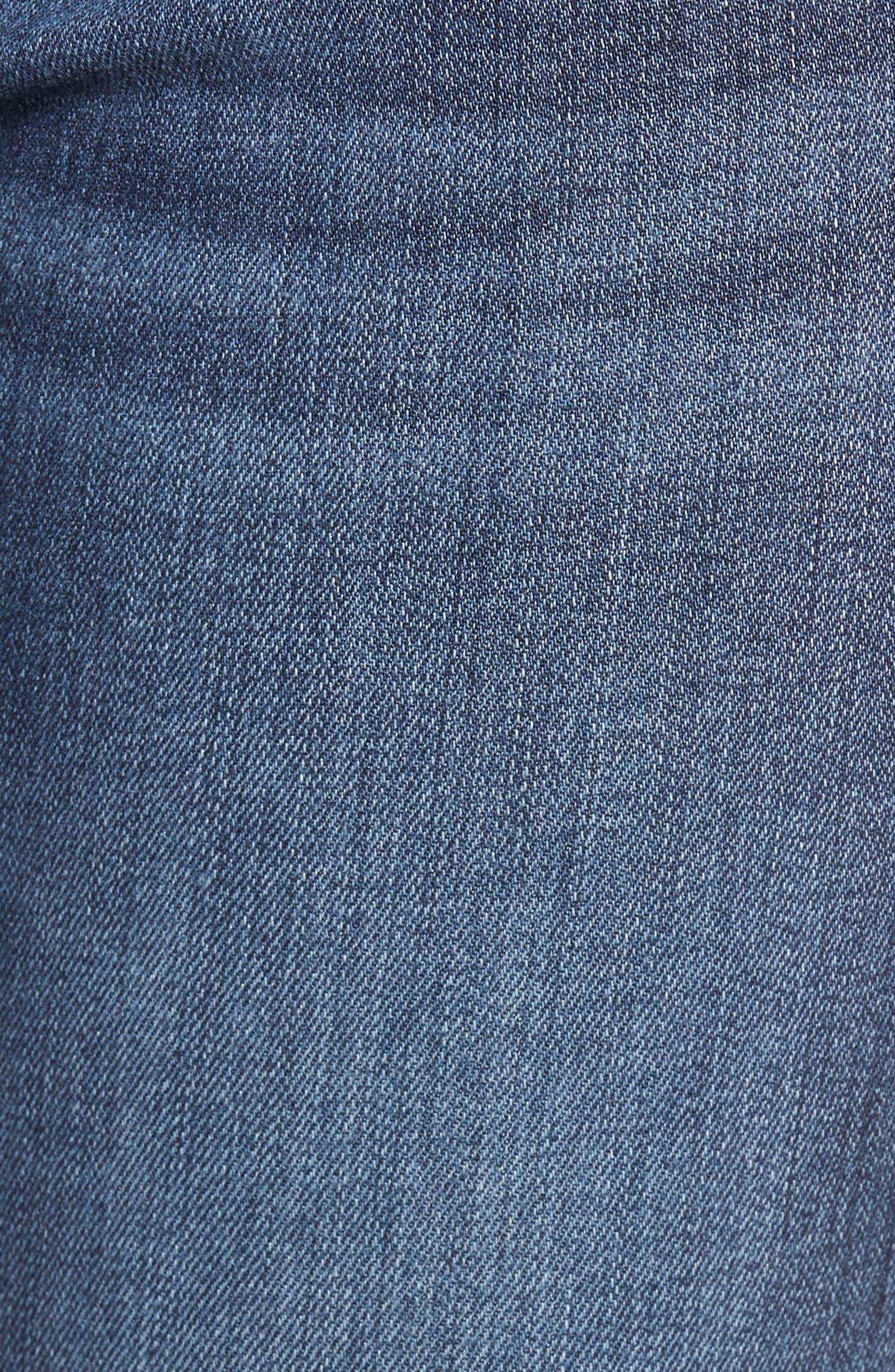 'Krista' Super Skinny Jeans,                             Alternate thumbnail 19, color,