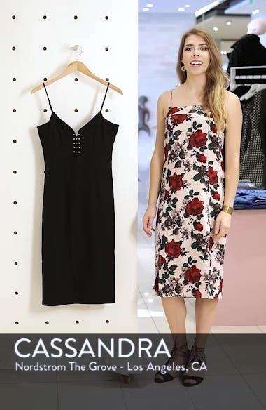 Emilia Bar Midi Dress, sales video thumbnail