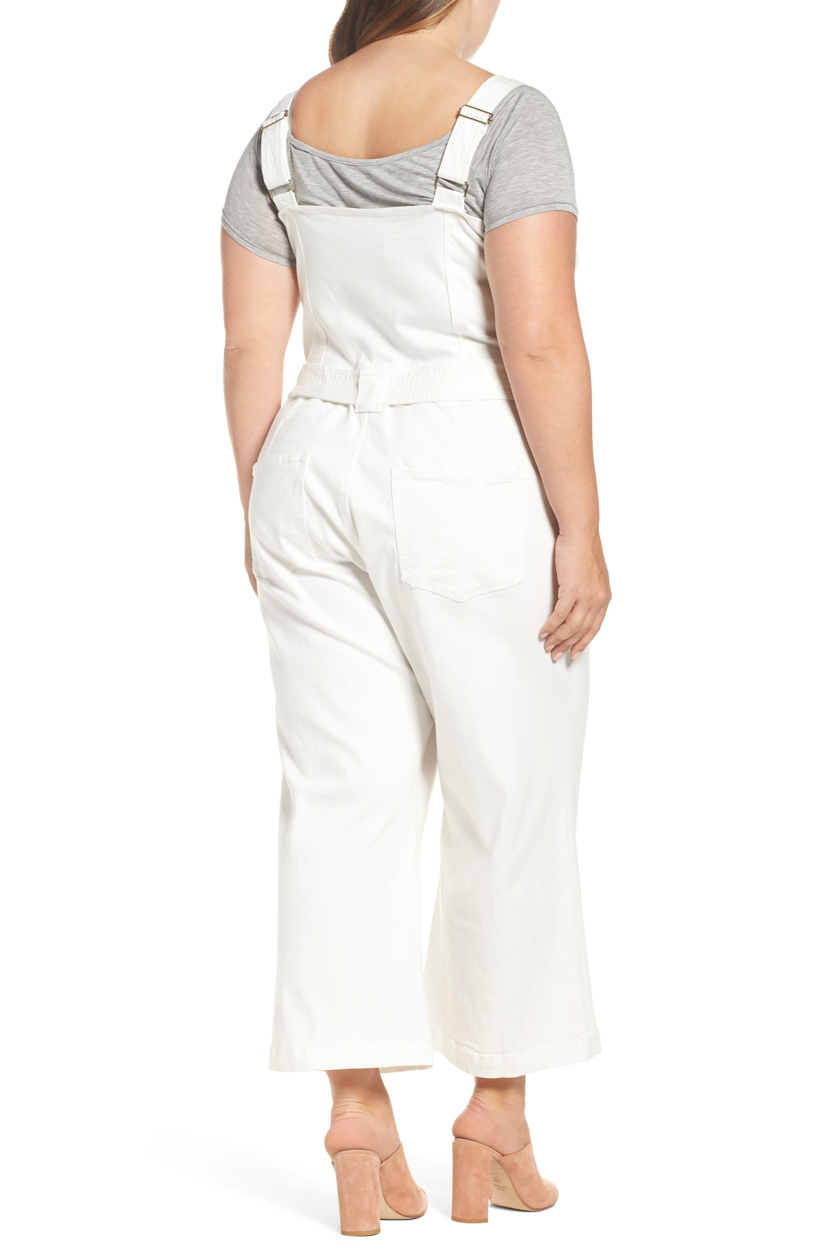 Belted Overalls,                             Alternate thumbnail 2, color,