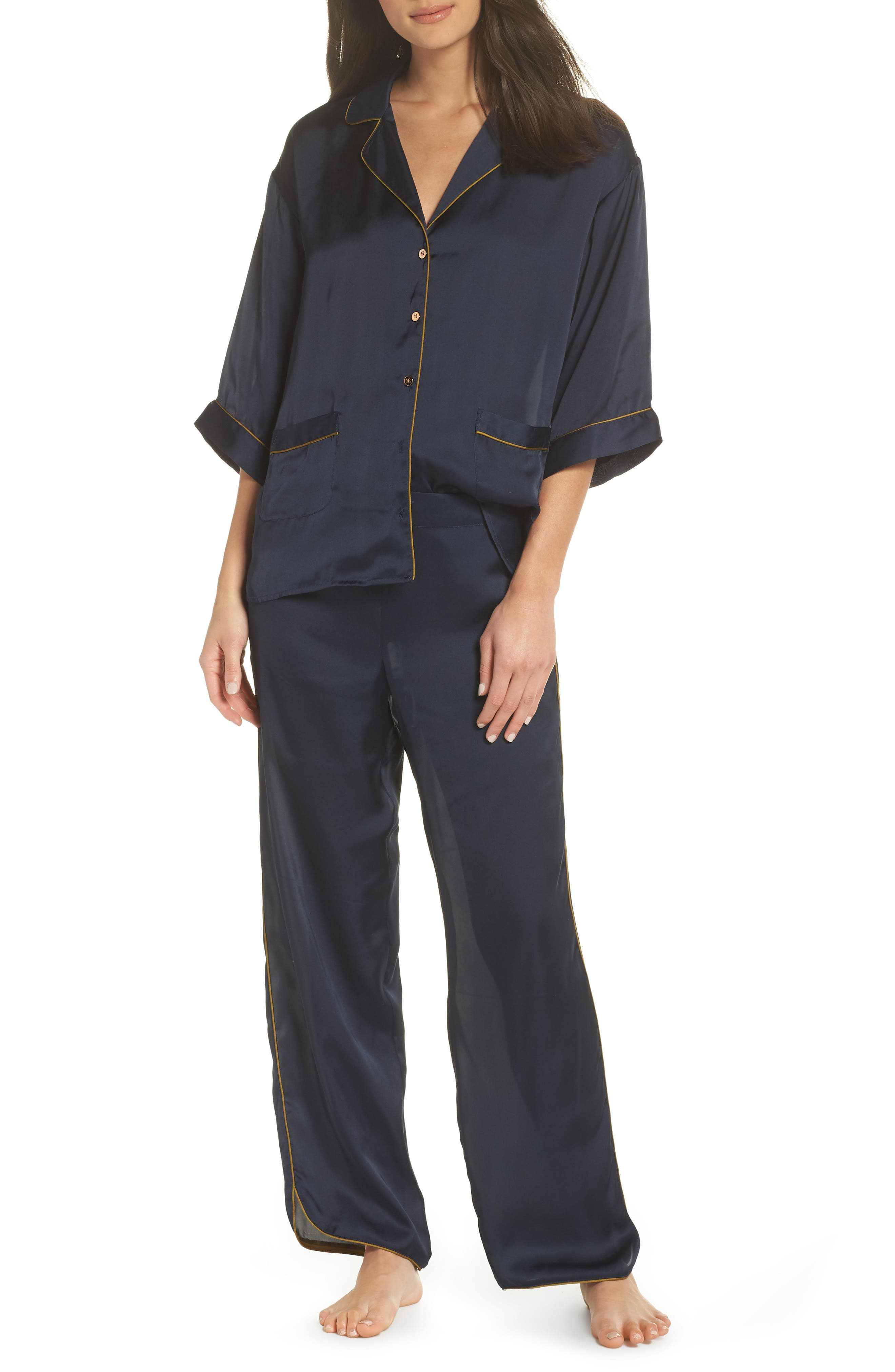 Chelsea28 Ella Pajamas, Blue