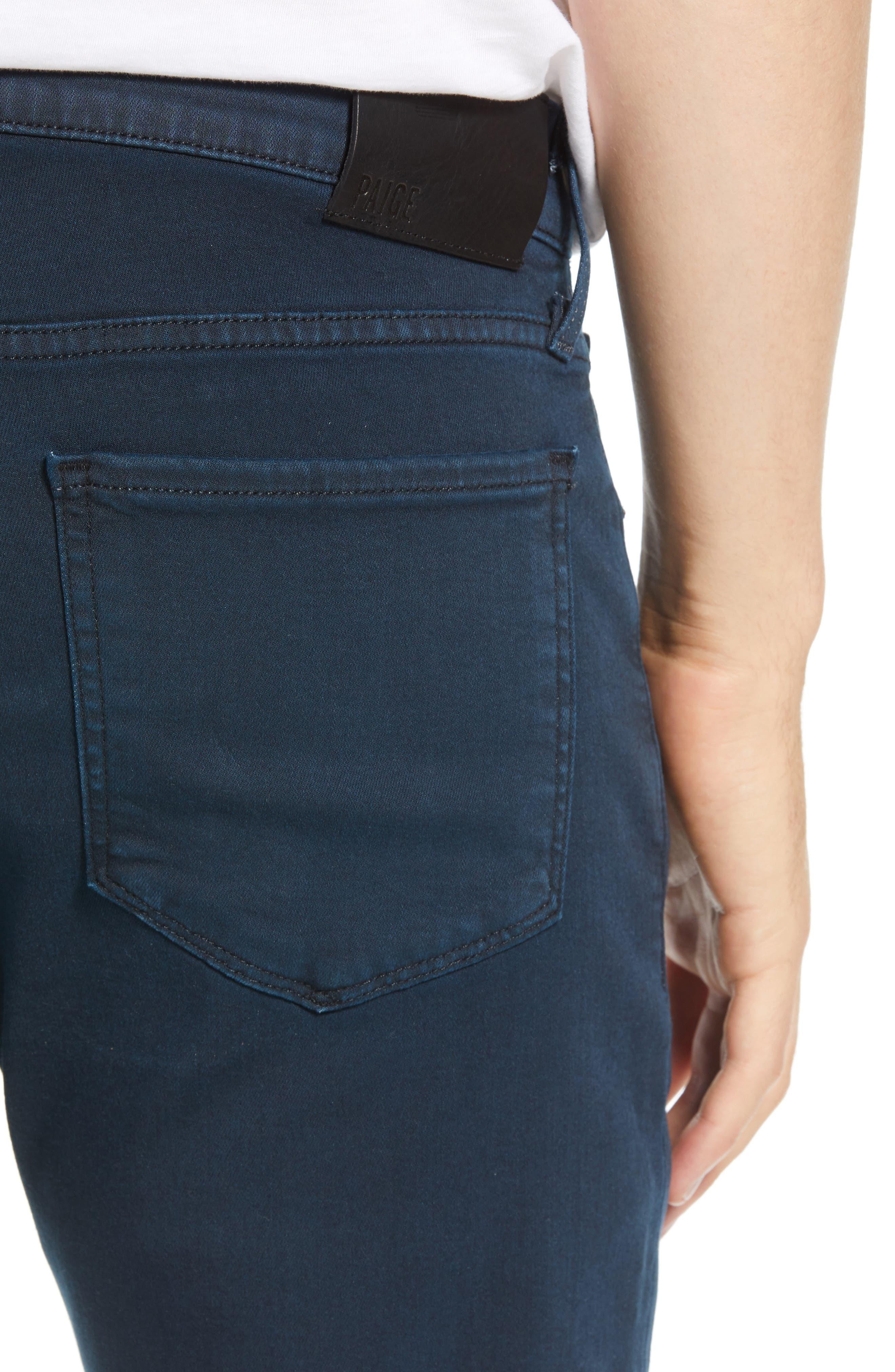 Transcend - Lennox Slim Jeans,                             Alternate thumbnail 4, color,                             401