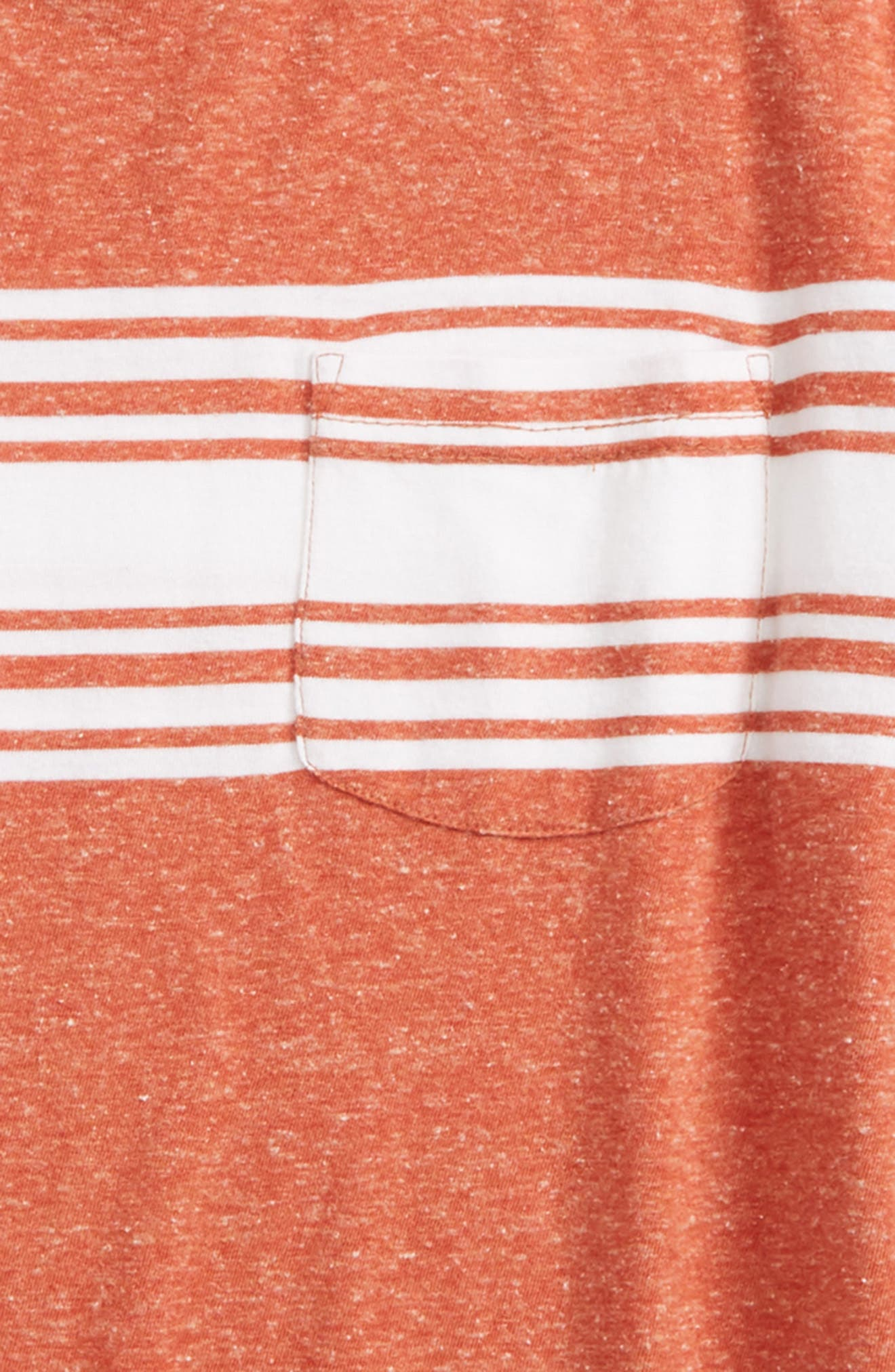 Stripe T-Shirt,                             Alternate thumbnail 2, color,                             221