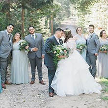 Real Weddings: Jessica & Randy