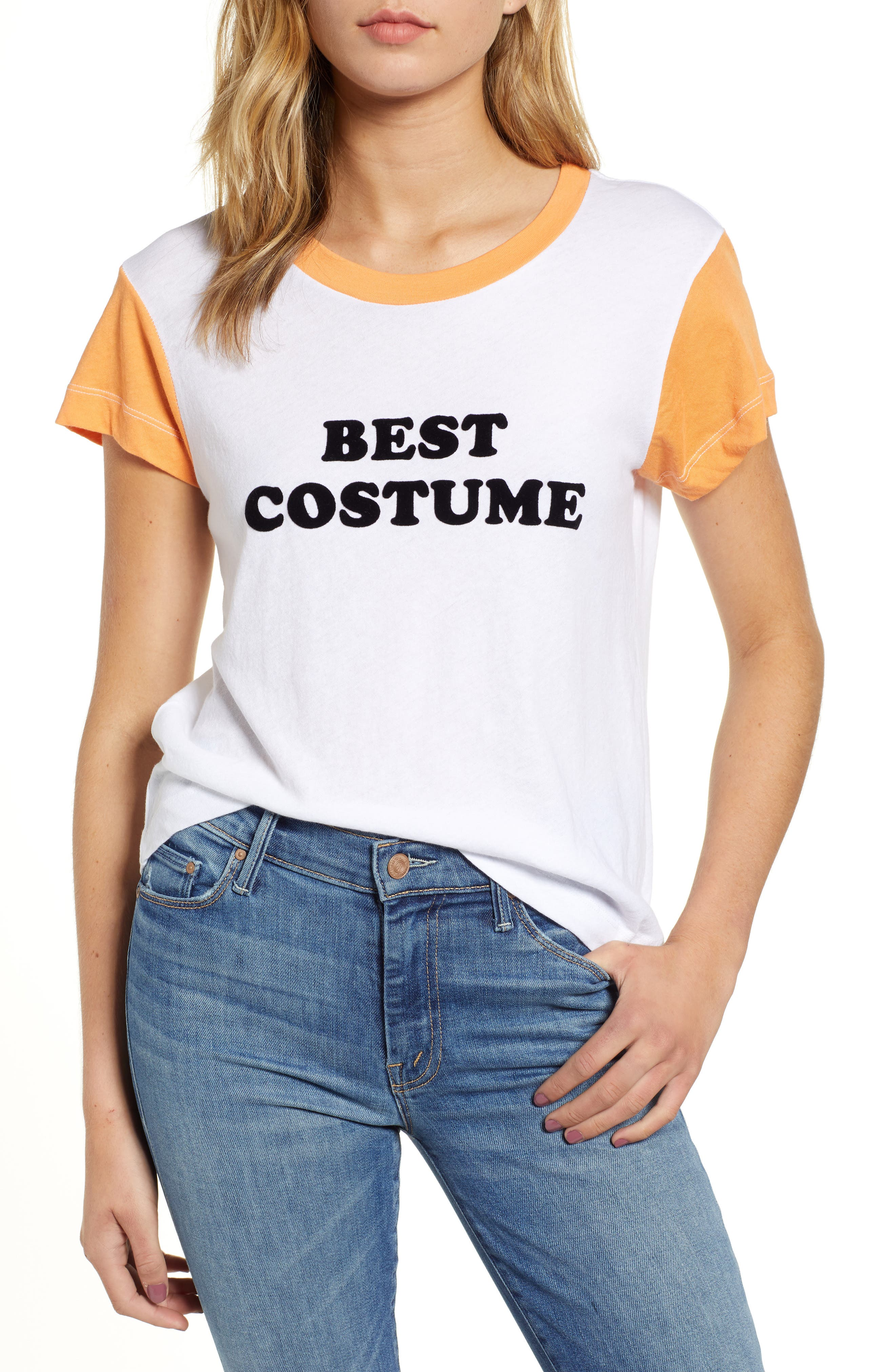 Best Costume No9 Tee,                             Main thumbnail 1, color,                             160