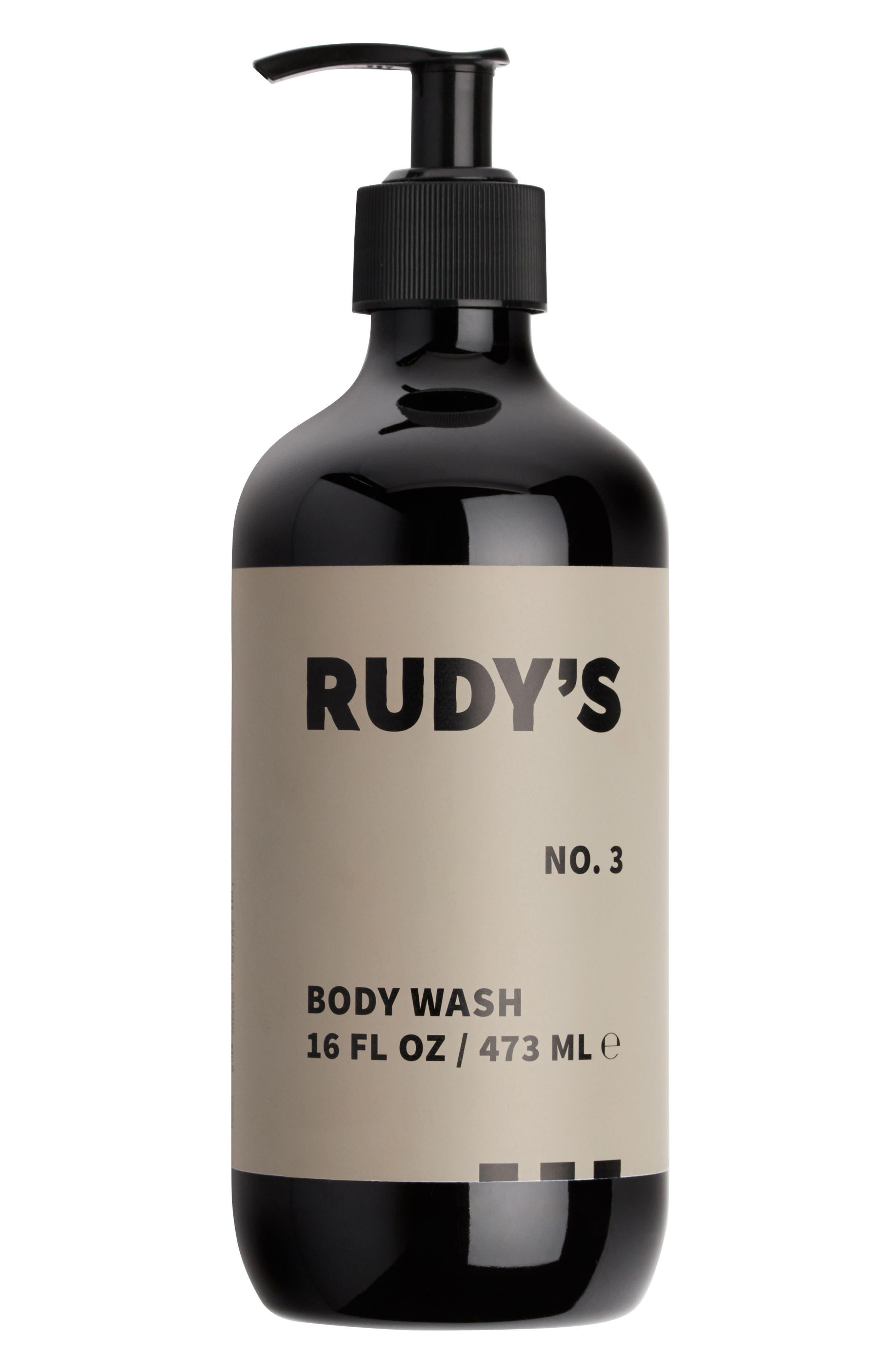 Barbershop No. 3 Body Wash,                         Main,                         color, NO COLOR