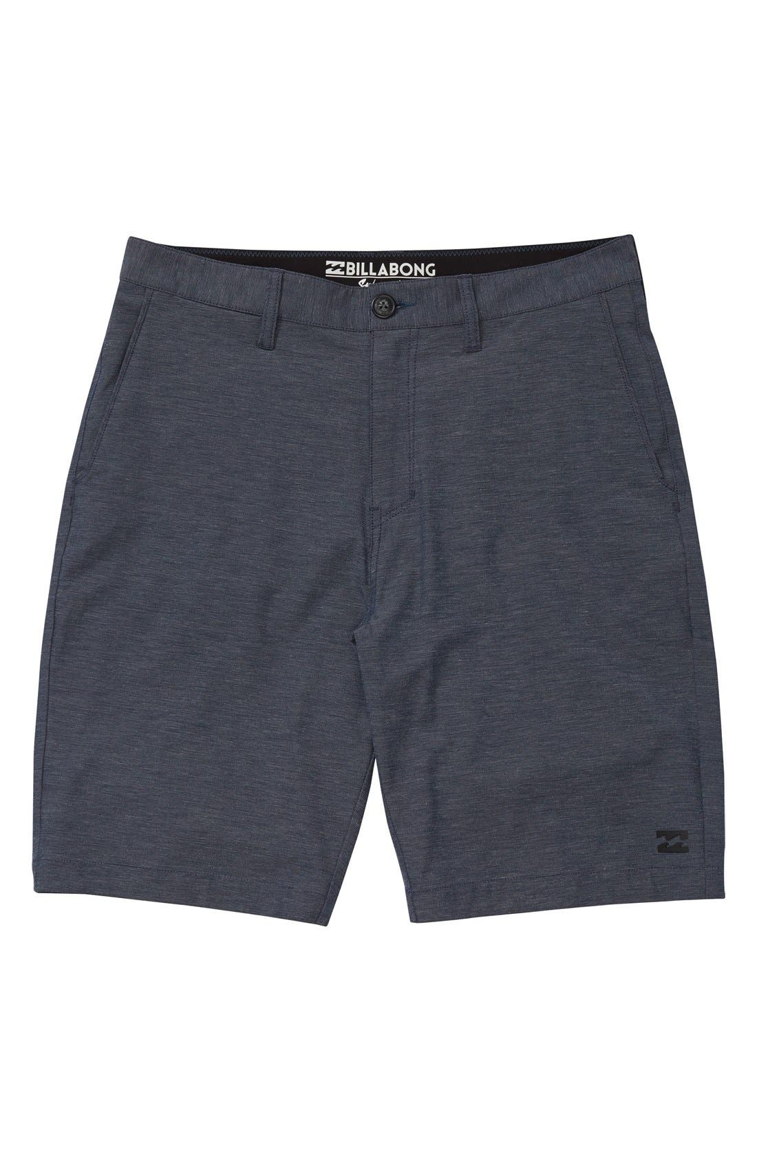 Crossfire X Submersible Hybrid Shorts,                             Main thumbnail 1, color,