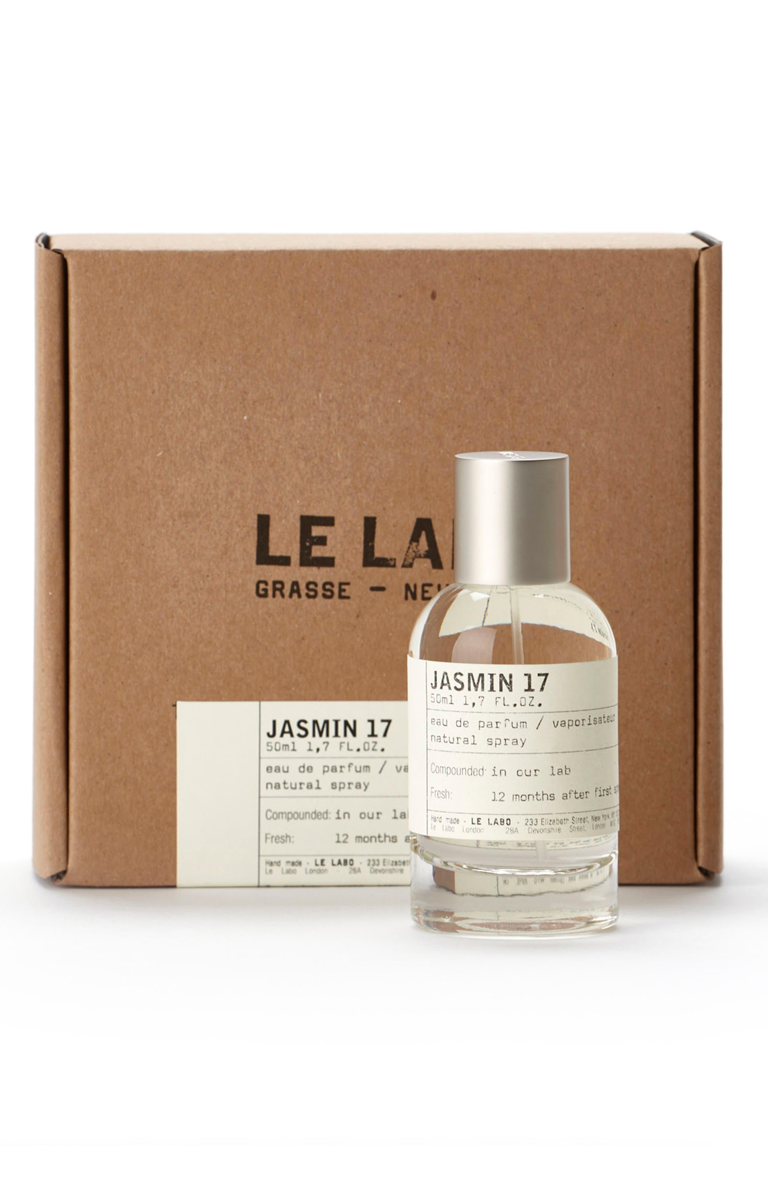 'Jasmin 17' Eau de Parfum,                             Alternate thumbnail 4, color,                             NO COLOR