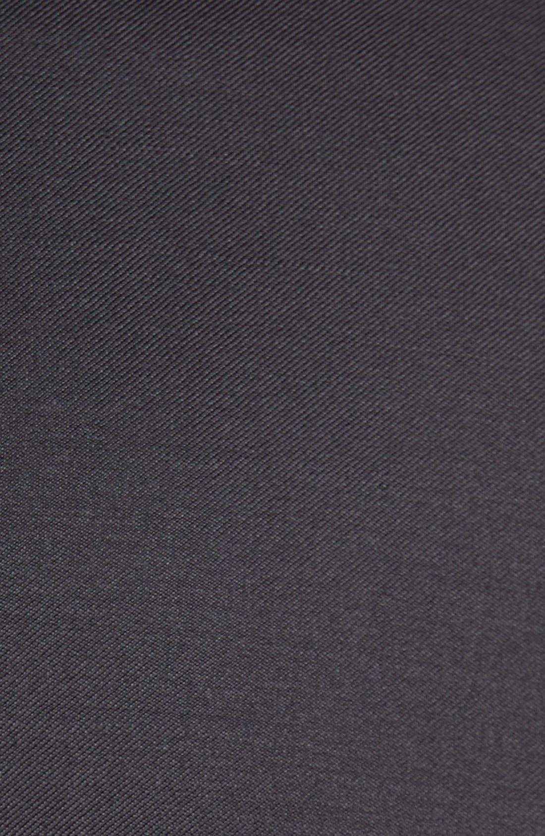 Huge/Genius Trim Fit Wool Suit,                             Alternate thumbnail 6, color,                             021