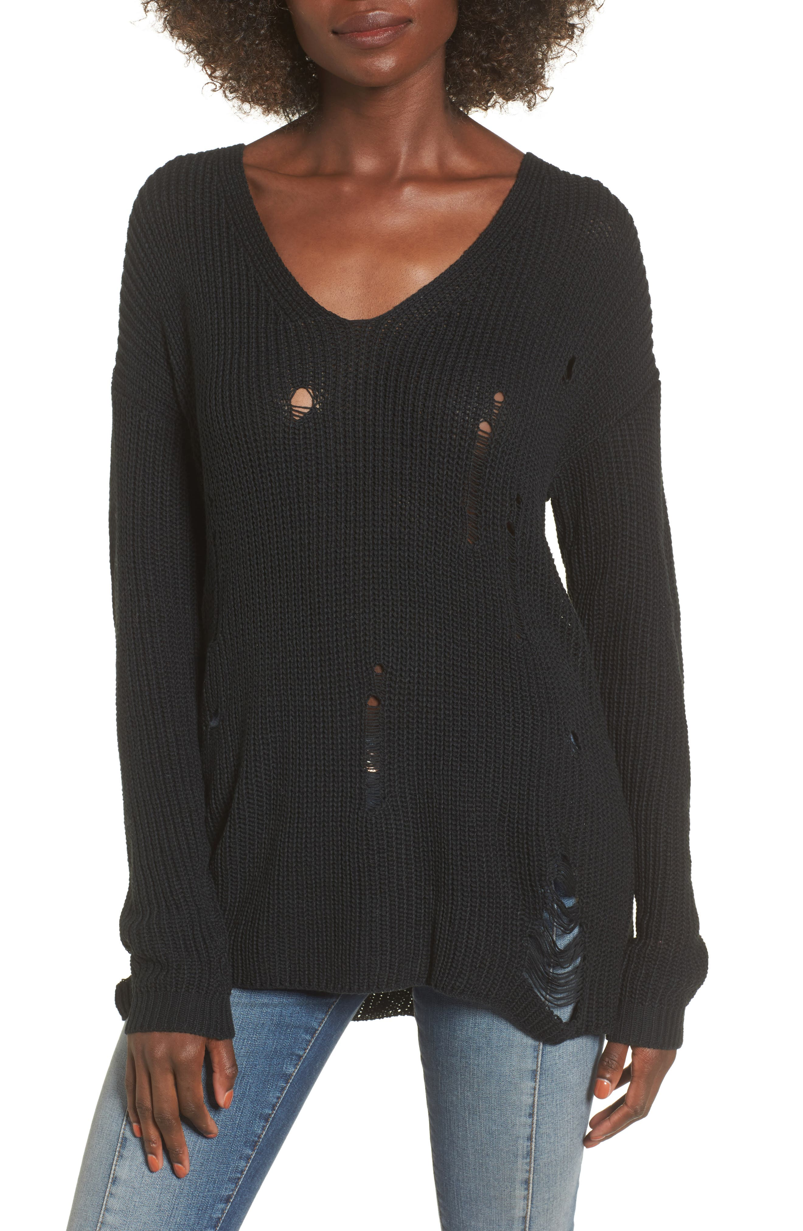 Cyndi Sweater,                         Main,                         color, 001