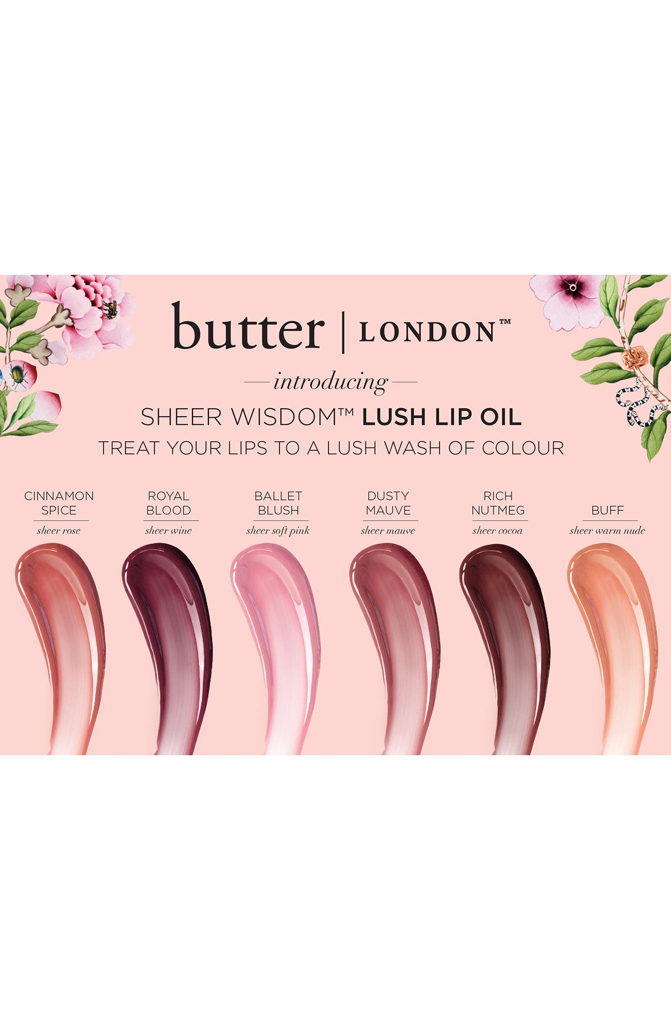Sheer Wisdom Lip Oil,                             Alternate thumbnail 2, color,                             200