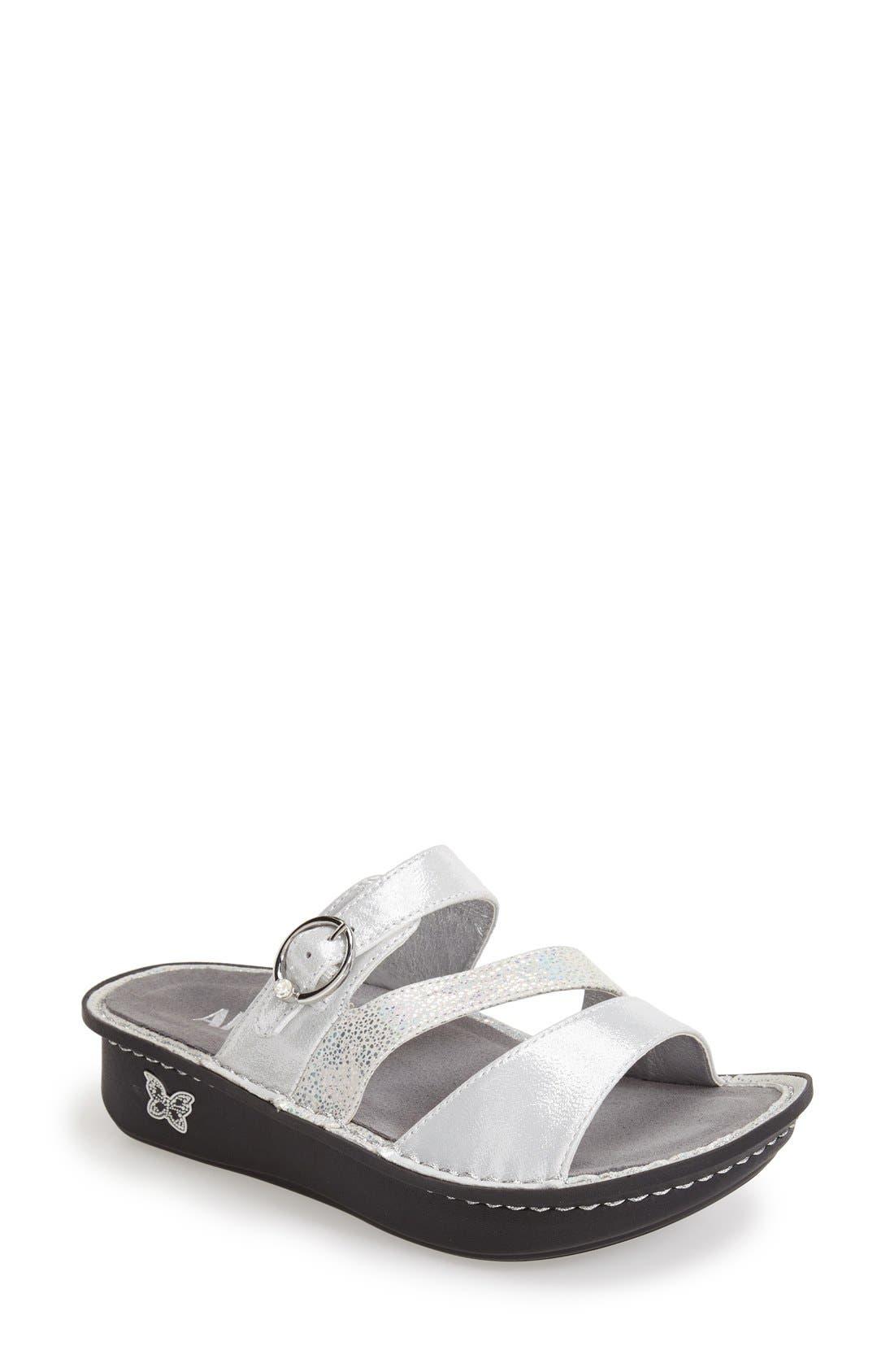 'Colette' Platform Sandal,                             Main thumbnail 9, color,