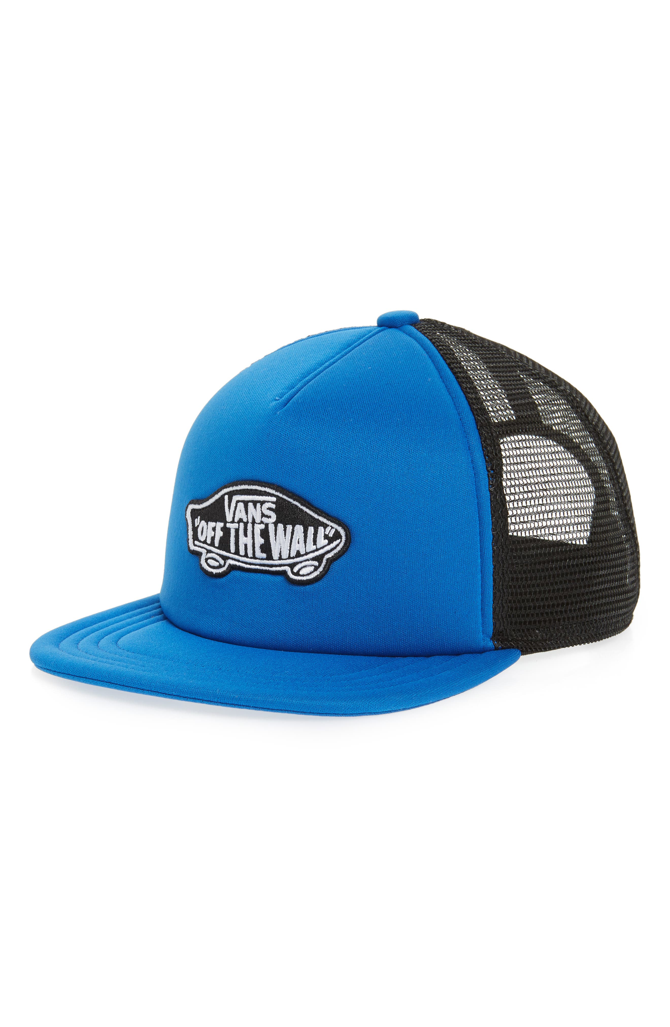 Classic Patch Trucker Hat,                             Main thumbnail 1, color,                             401