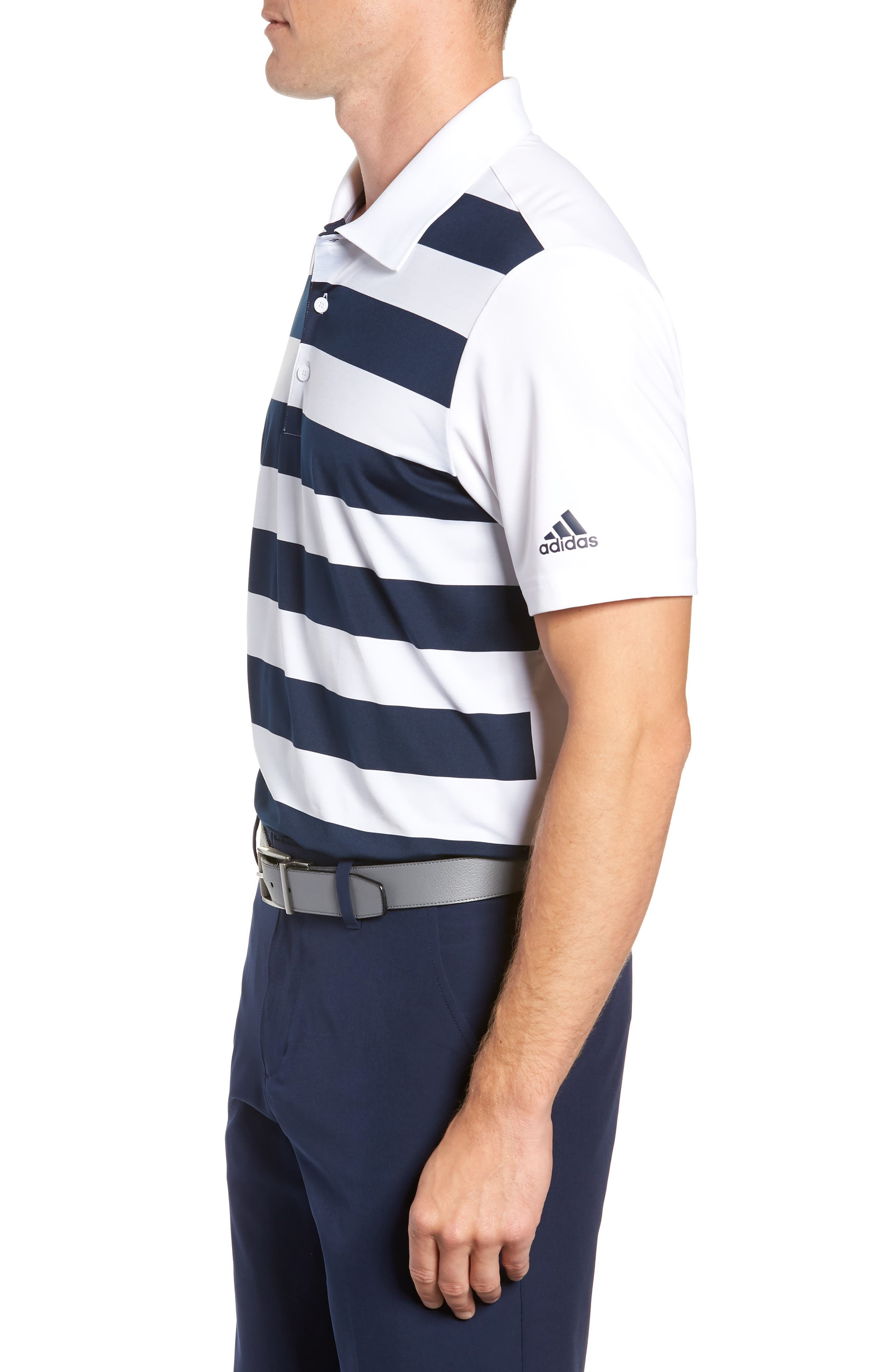Ultimate Rugby Performance Polo,                             Alternate thumbnail 3, color,                             400