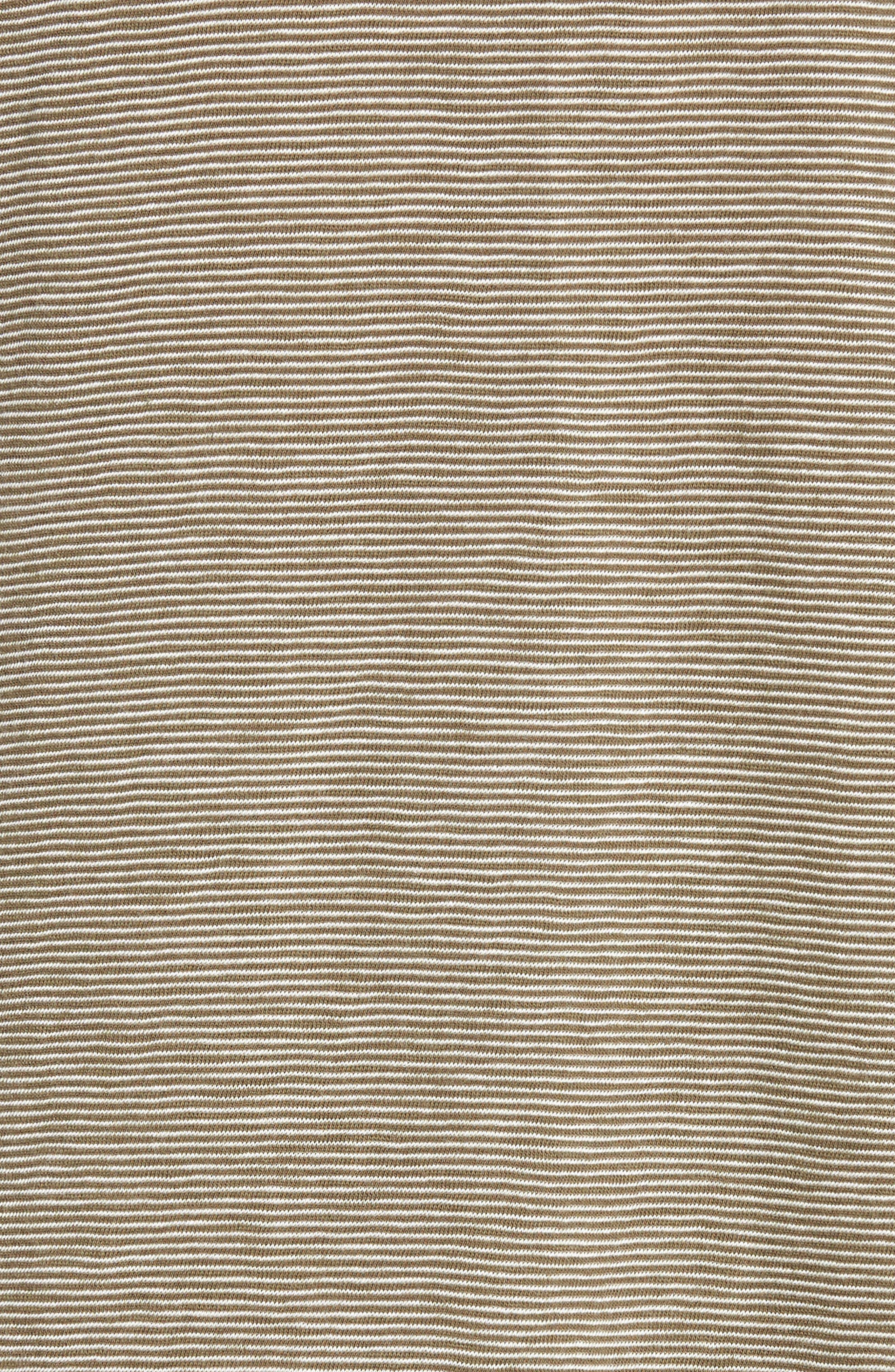 Flounce Sleeve Knit Dress,                             Alternate thumbnail 10, color,
