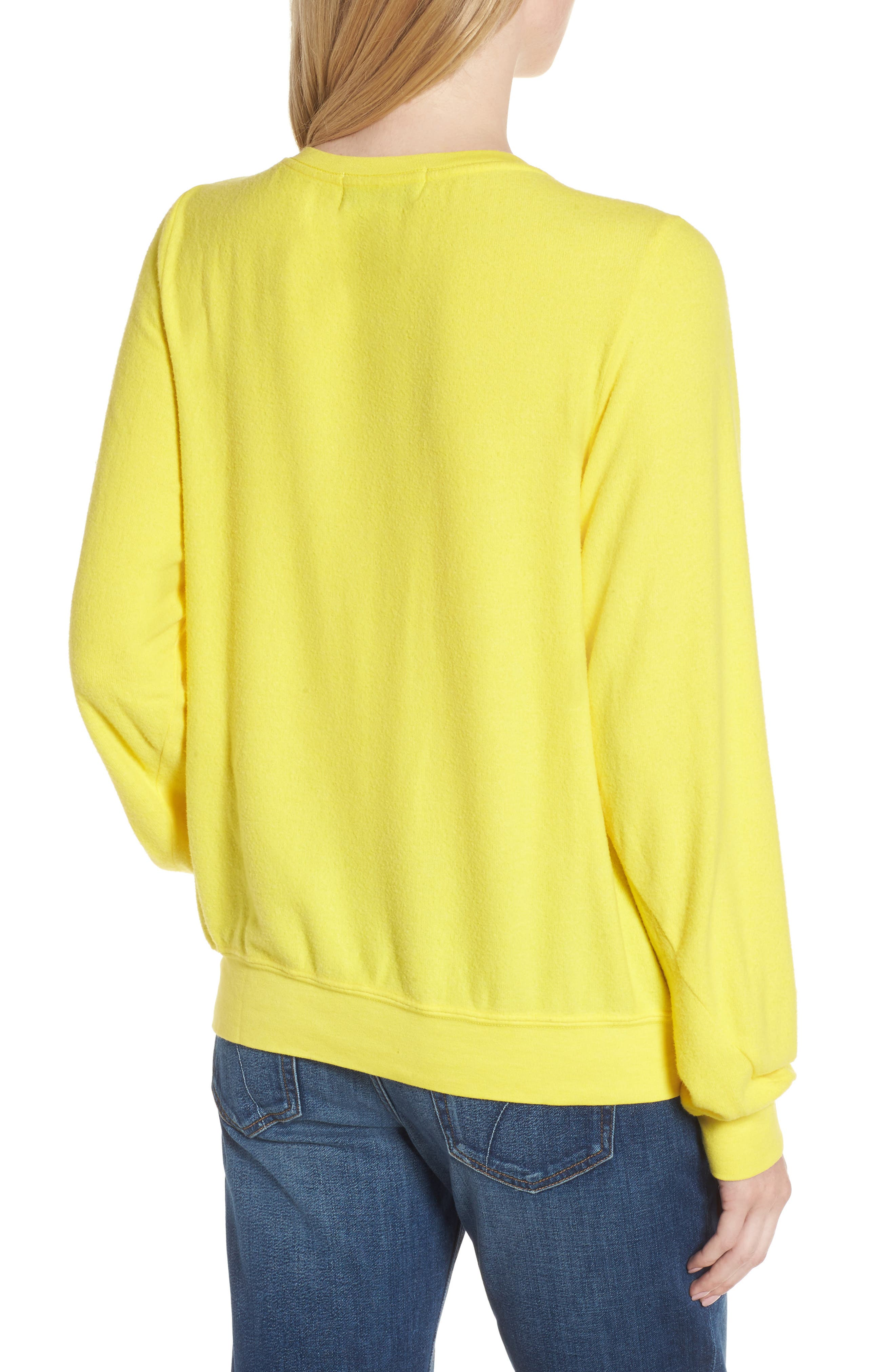 'Somewhere Sunny' Sweatshirt,                             Alternate thumbnail 2, color,                             730