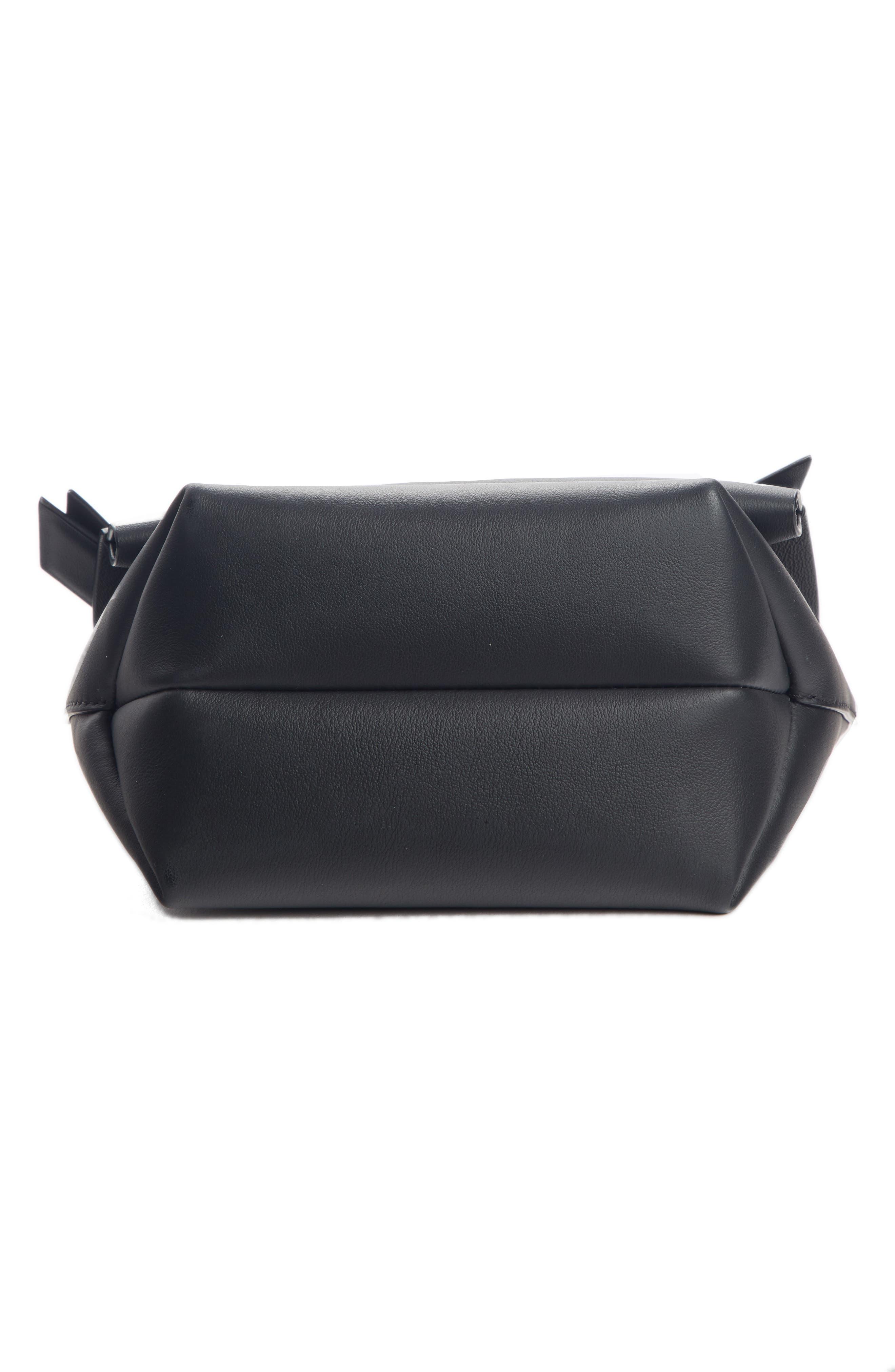 Musubi Milli Crossbody Bag,                             Alternate thumbnail 5, color,                             BLACK