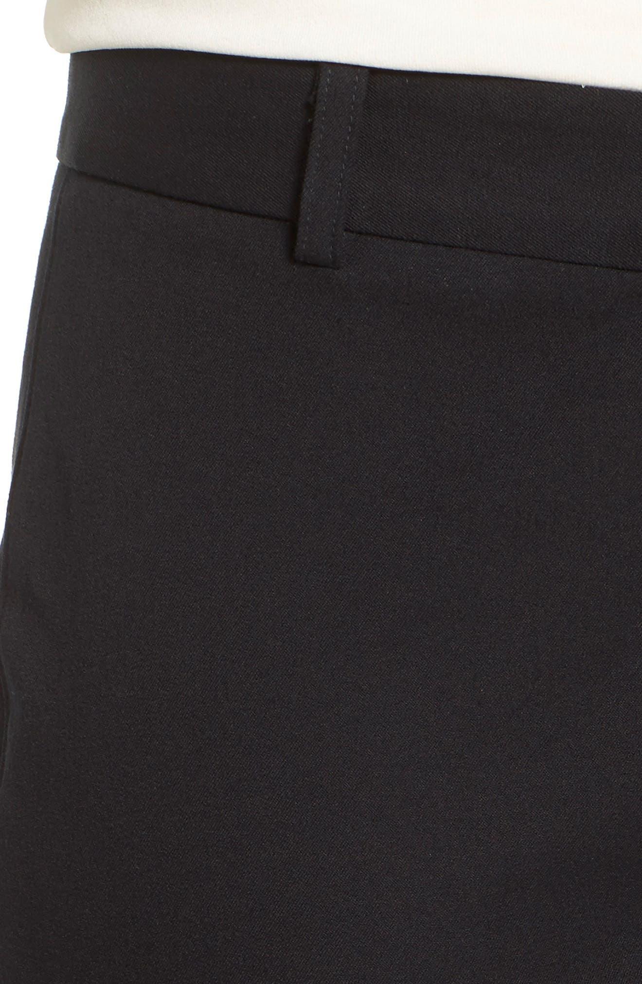 Straight Leg Pants,                             Alternate thumbnail 2, color,                             001