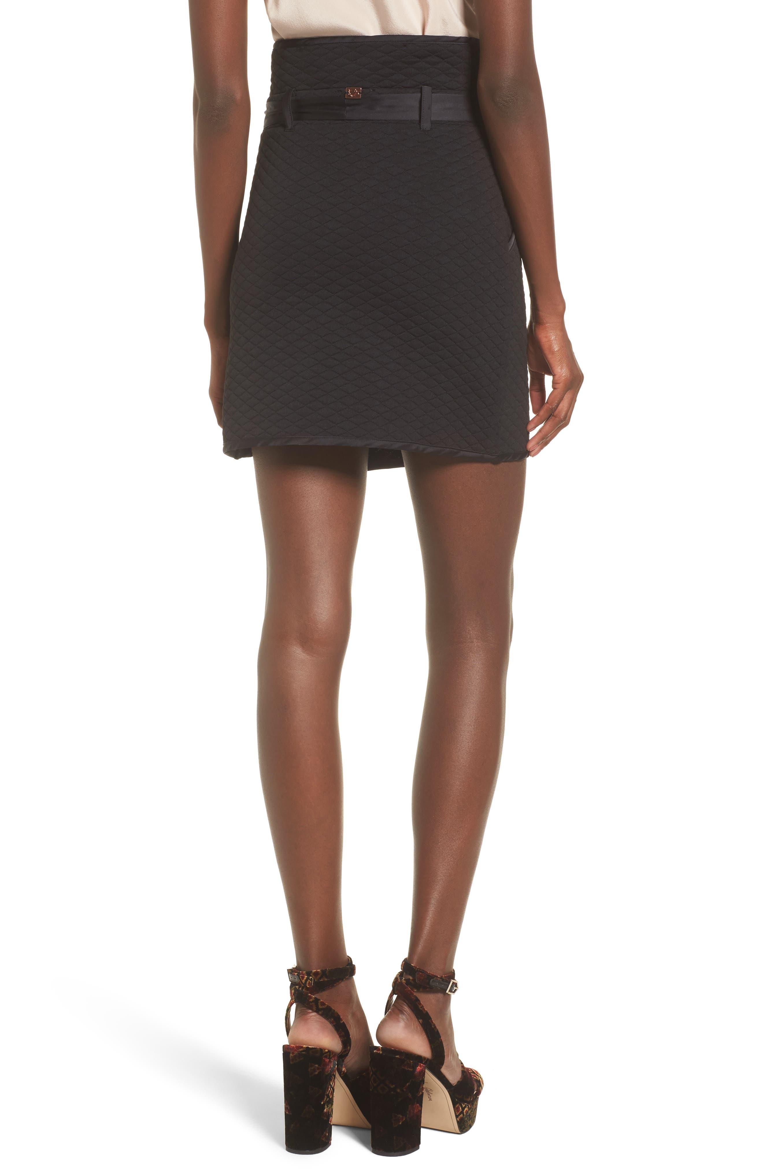 Andi Miniskirt,                             Alternate thumbnail 2, color,