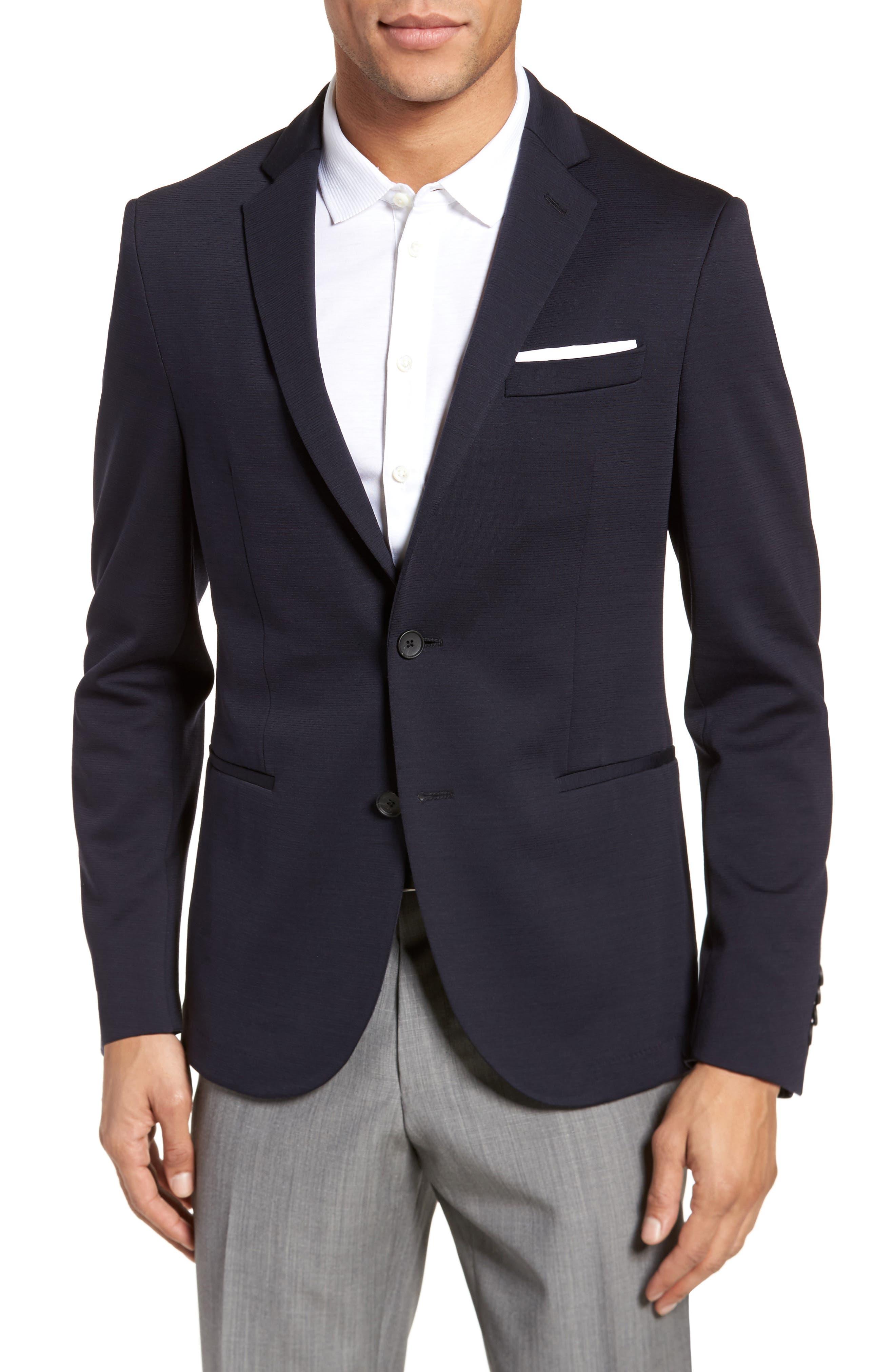 Norwin Trim Fit Wool Blend Sport Coat,                         Main,                         color, 410