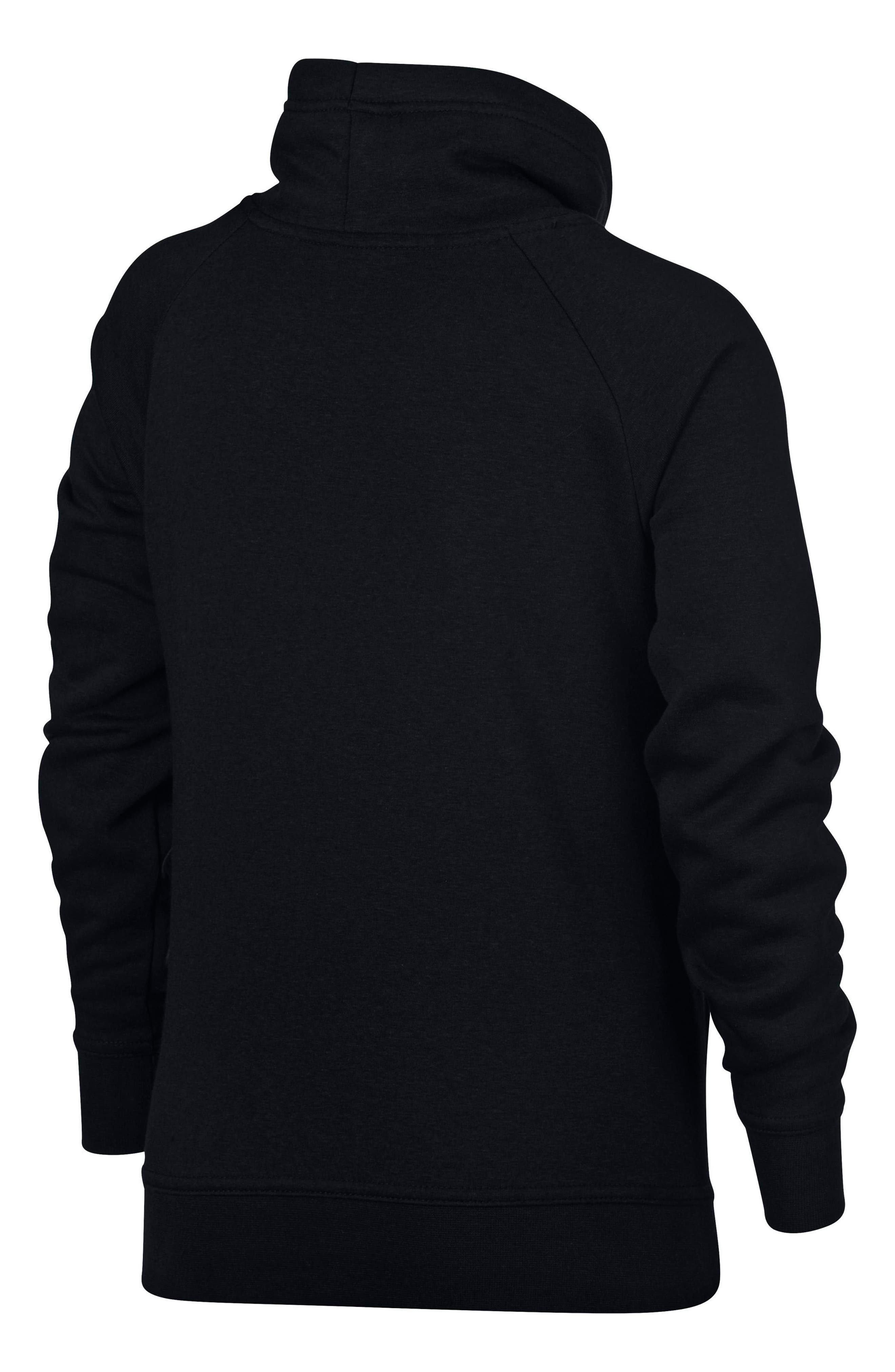Long Sleeve Pullover,                             Alternate thumbnail 2, color,                             010