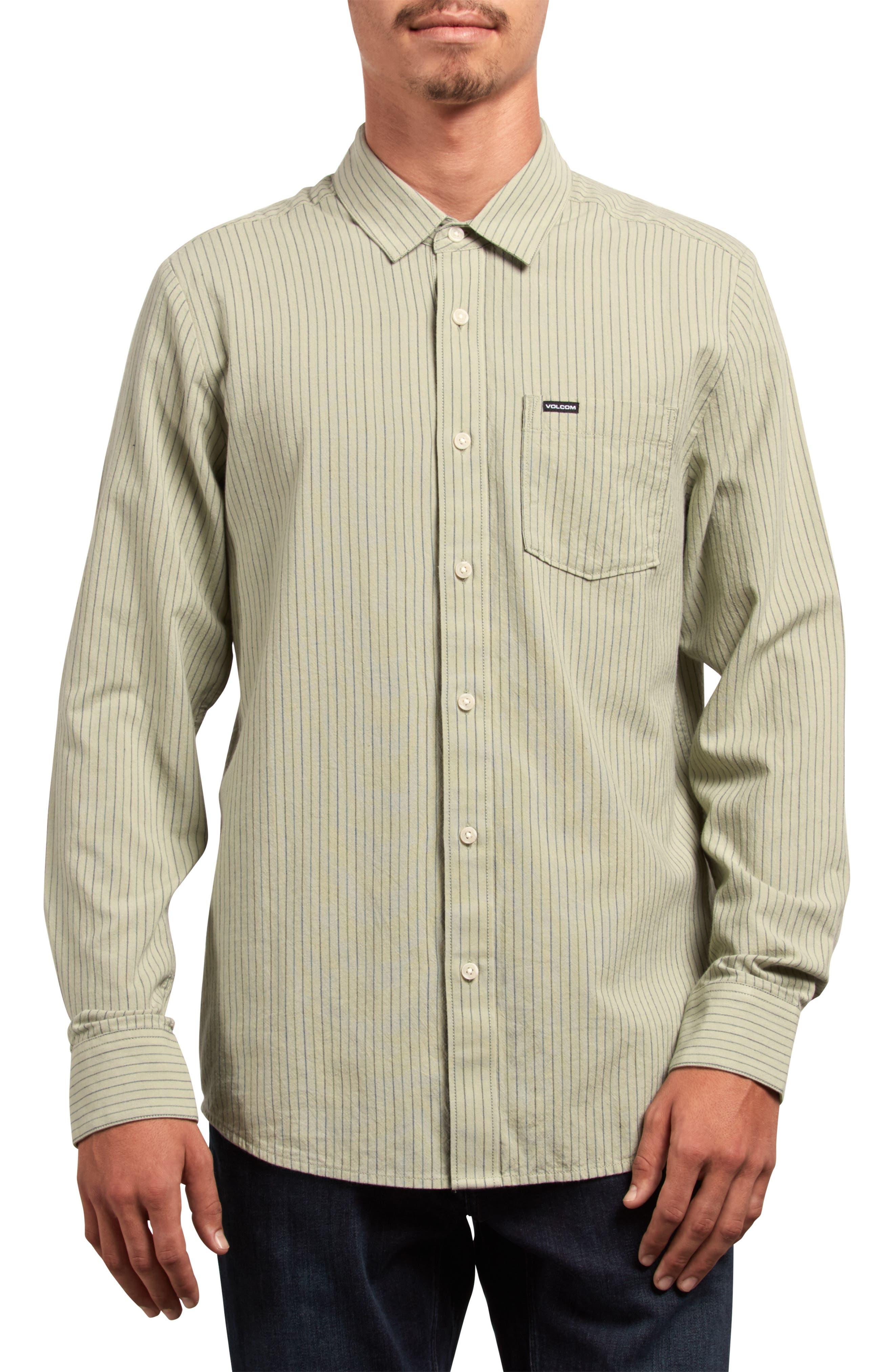 Toner Stripe Woven Shirt,                         Main,                         color, 364