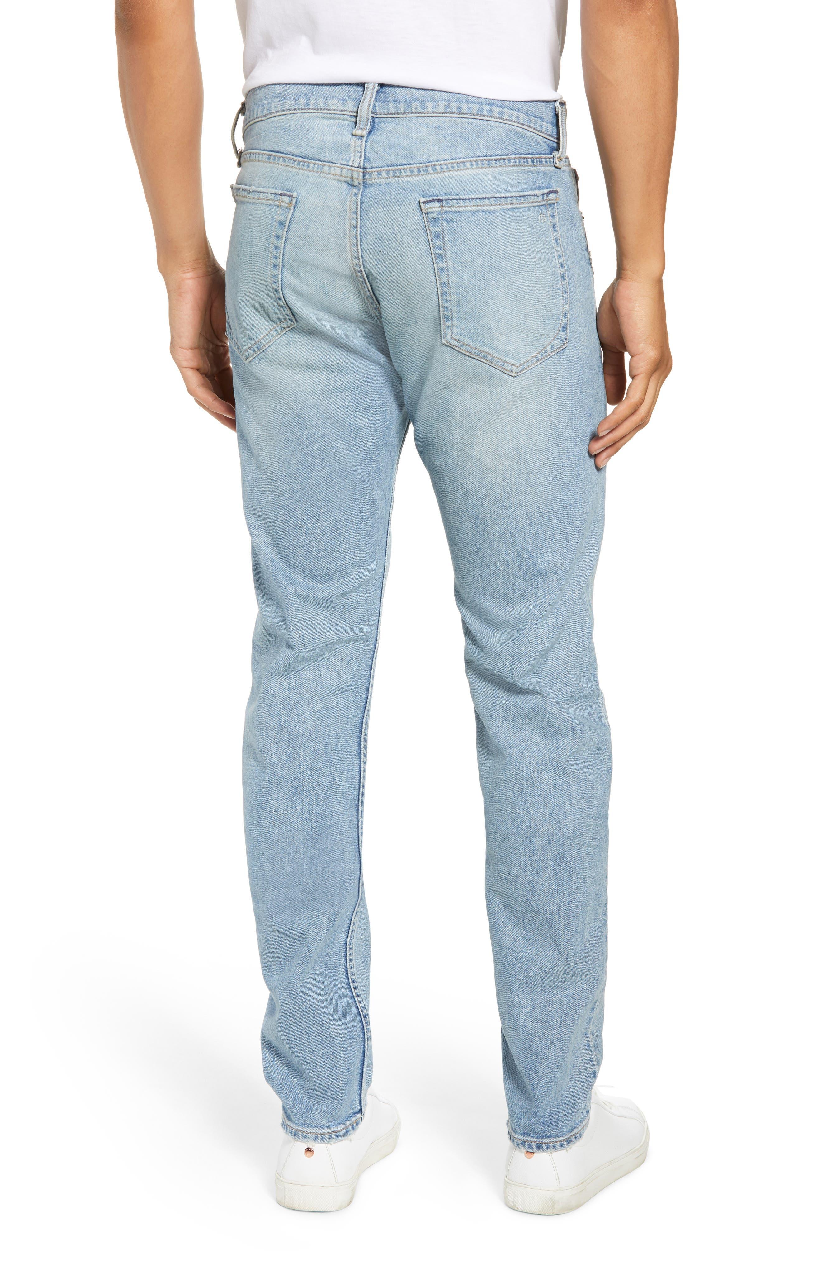 Fit 2 Slim Fit Jeans,                             Alternate thumbnail 2, color,                             400