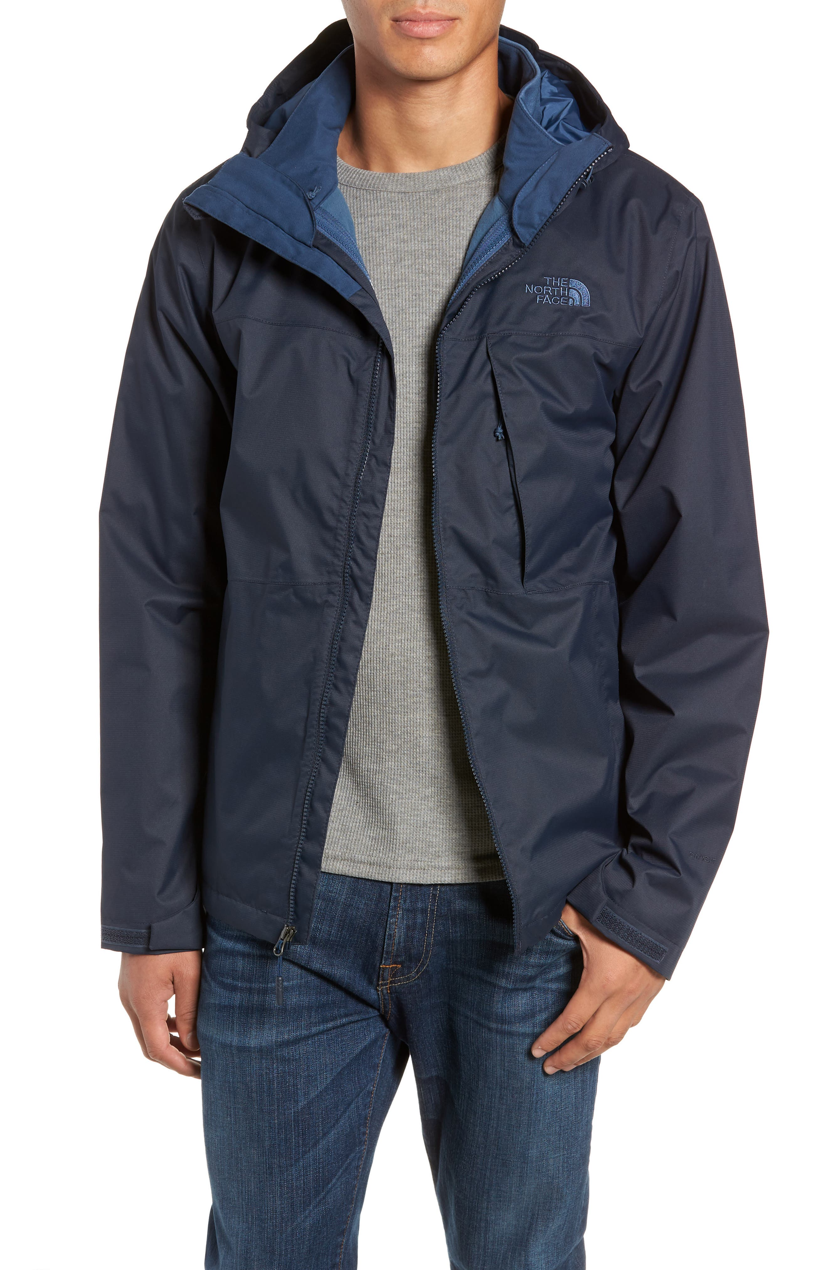 'Arrowood' TriClimate<sup>®</sup> 3-in-1 Jacket,                             Main thumbnail 4, color,