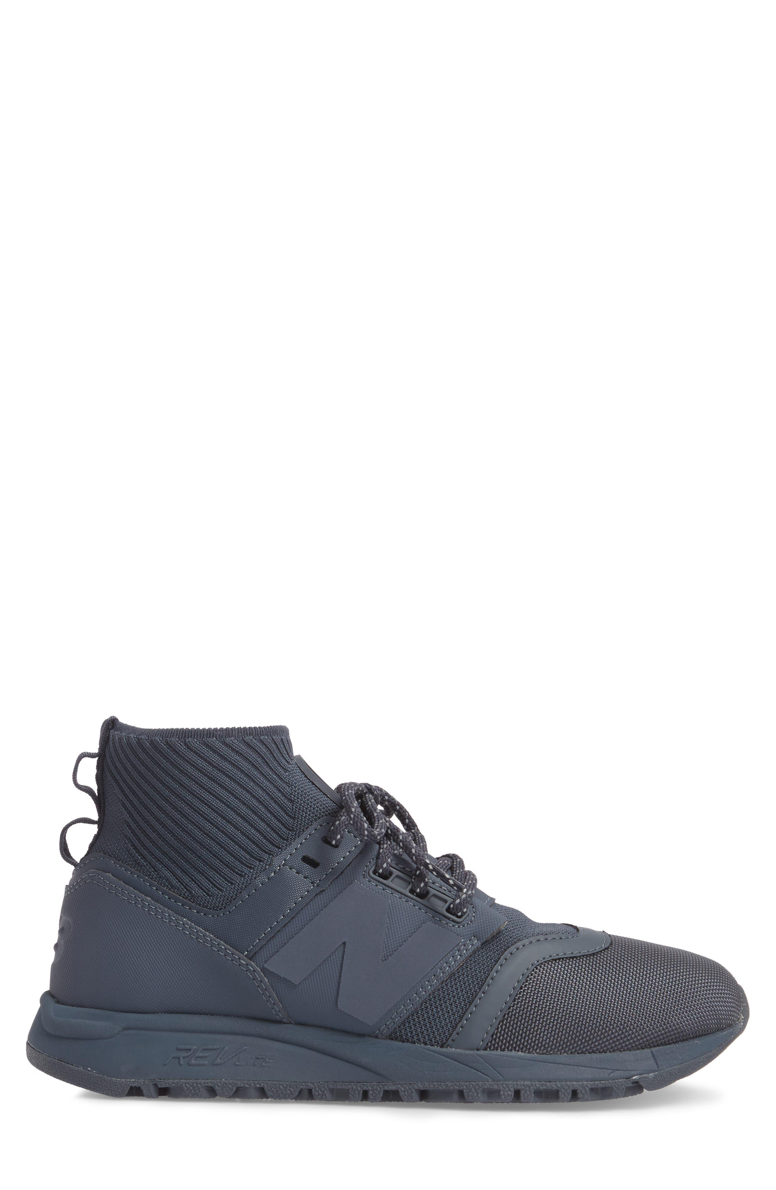 247 Mid Sneaker,                             Alternate thumbnail 12, color,
