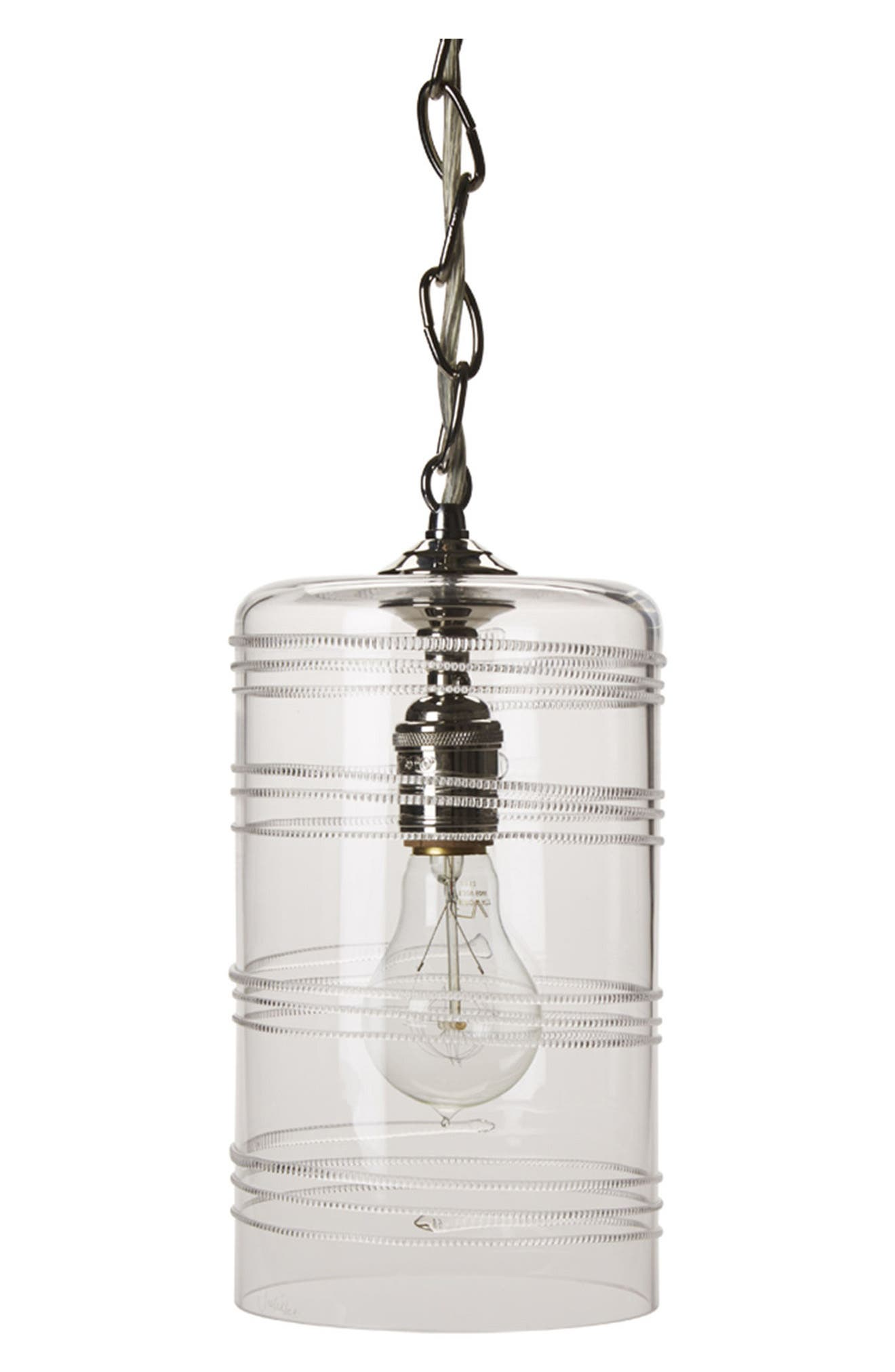 Ella Column Pendant Lamp,                             Main thumbnail 1, color,