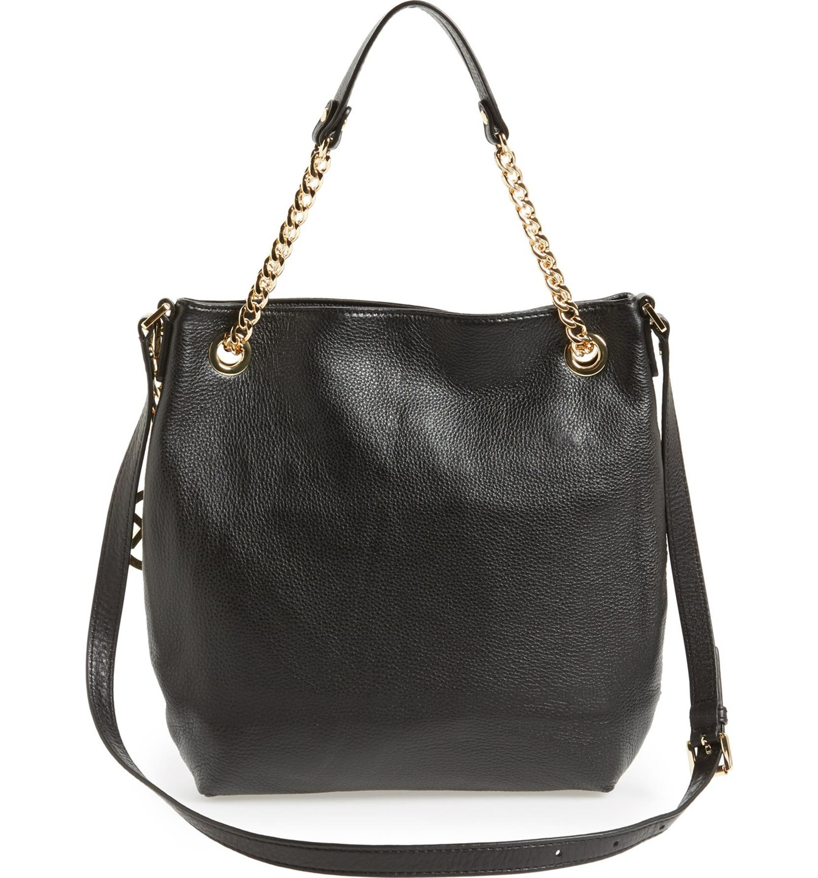 806caef718ae MICHAEL Michael Kors  Jet Set - Medium  Chain Shoulder Tote