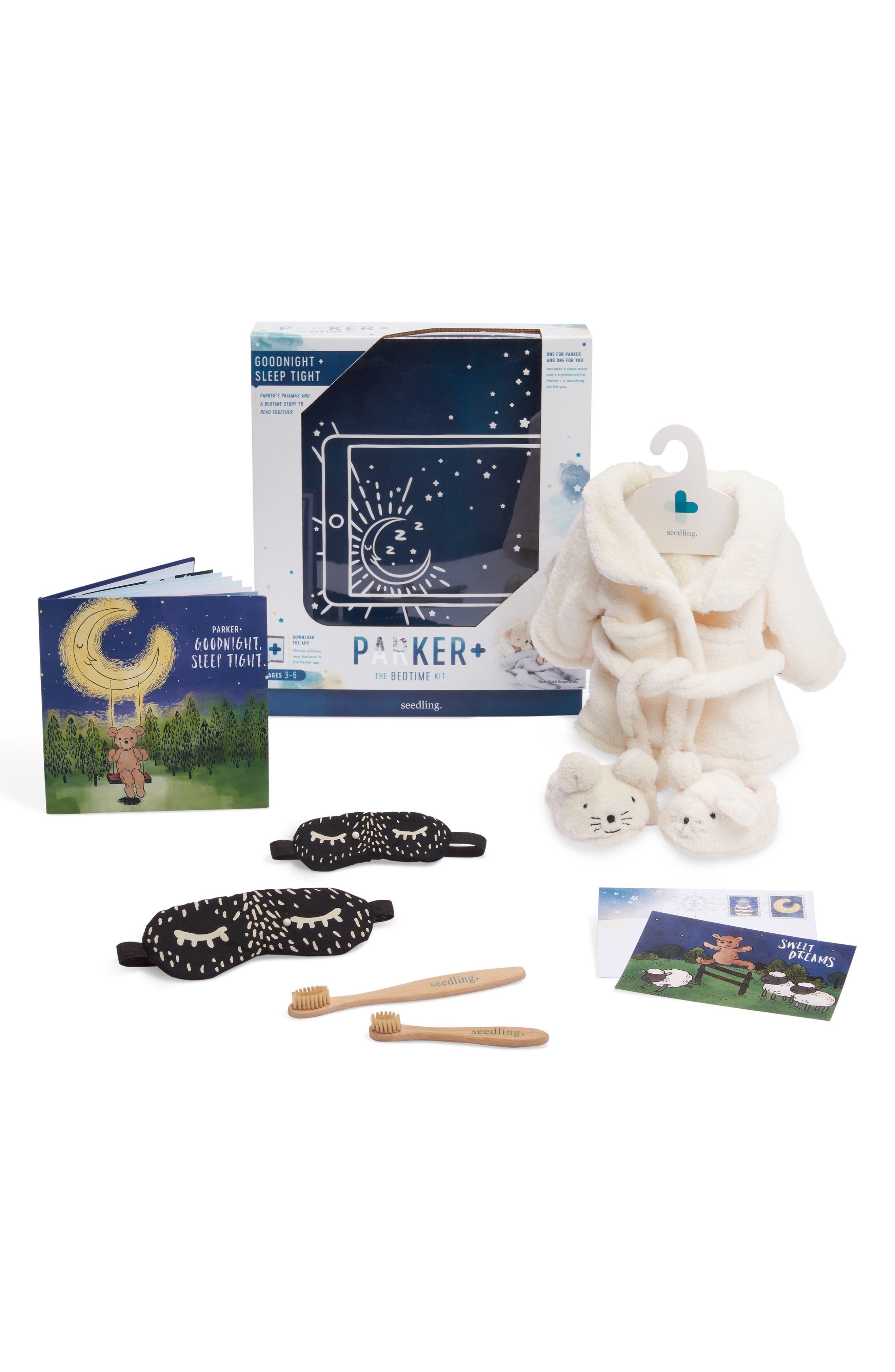 Parker: The Bedtime Kit,                         Main,                         color,