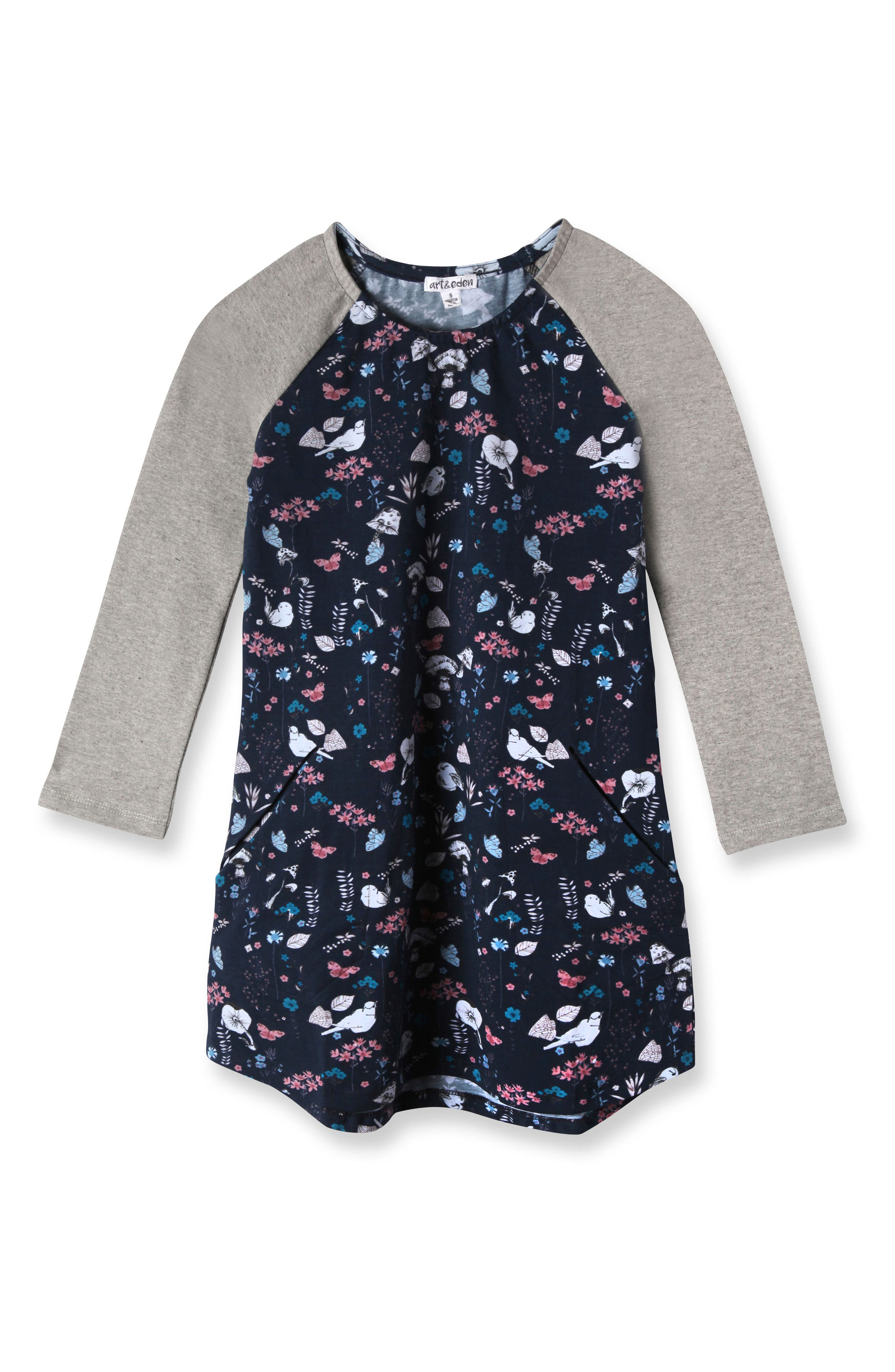 Luna Dress,                         Main,                         color,