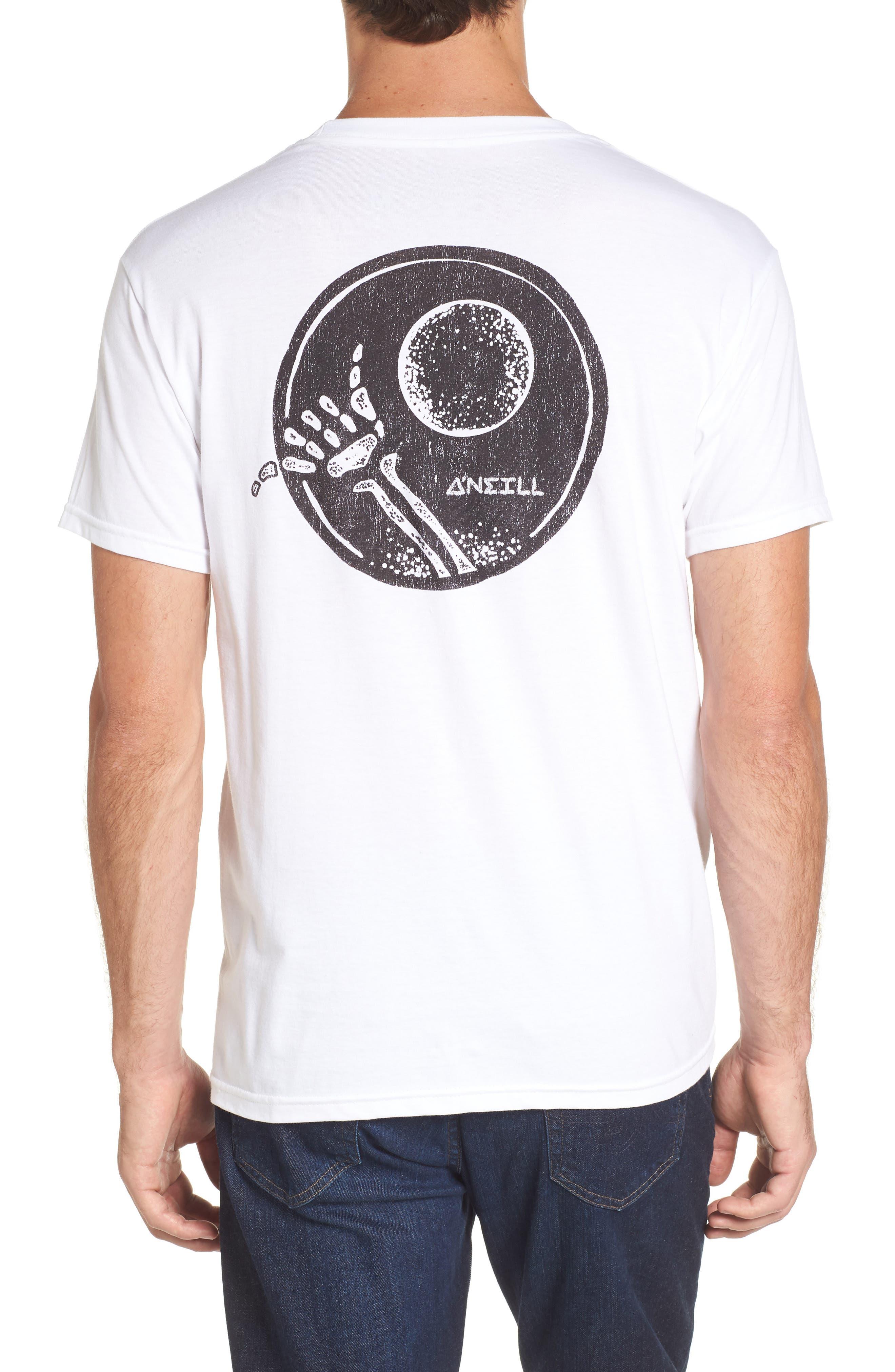 Night Shredder Graphic T-Shirt,                             Alternate thumbnail 2, color,                             100