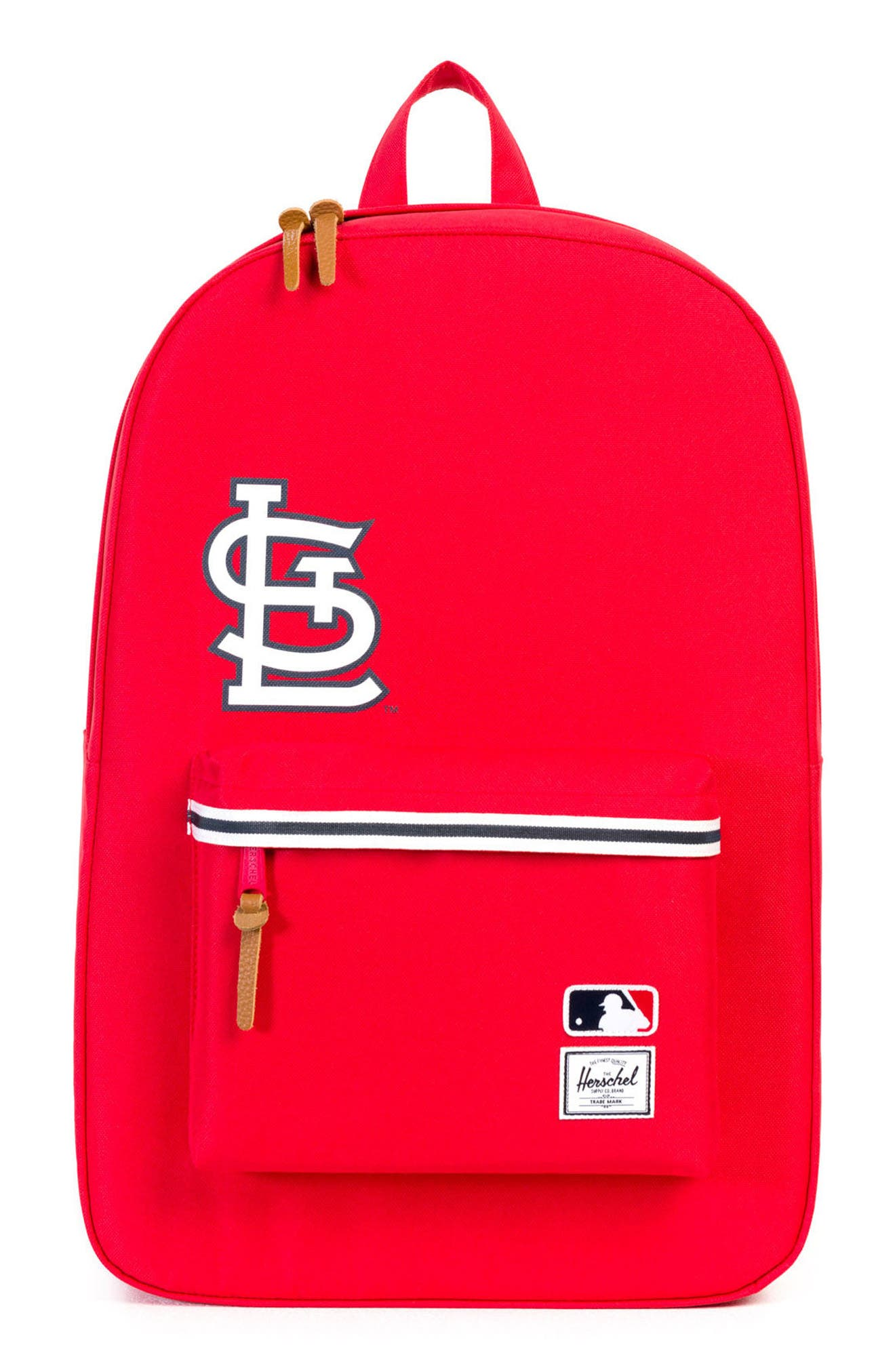 Heritage St. Louis Cardinals Backpack,                             Main thumbnail 1, color,                             648