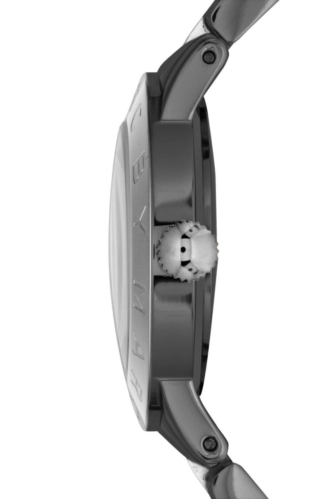 'Amy' Crystal Bracelet Watch, 36mm,                             Alternate thumbnail 3, color,                             020