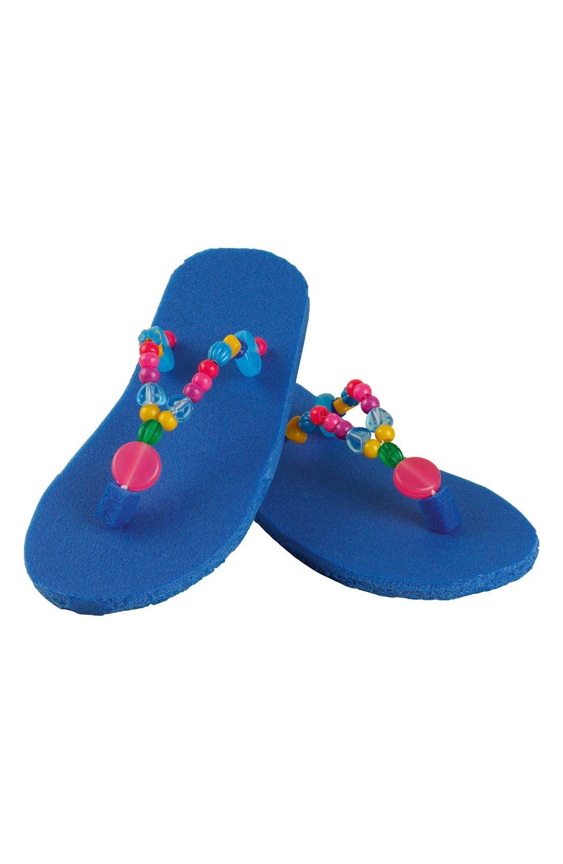 'Flip-Flop Bead Party' Kit,                             Alternate thumbnail 2, color,                             000