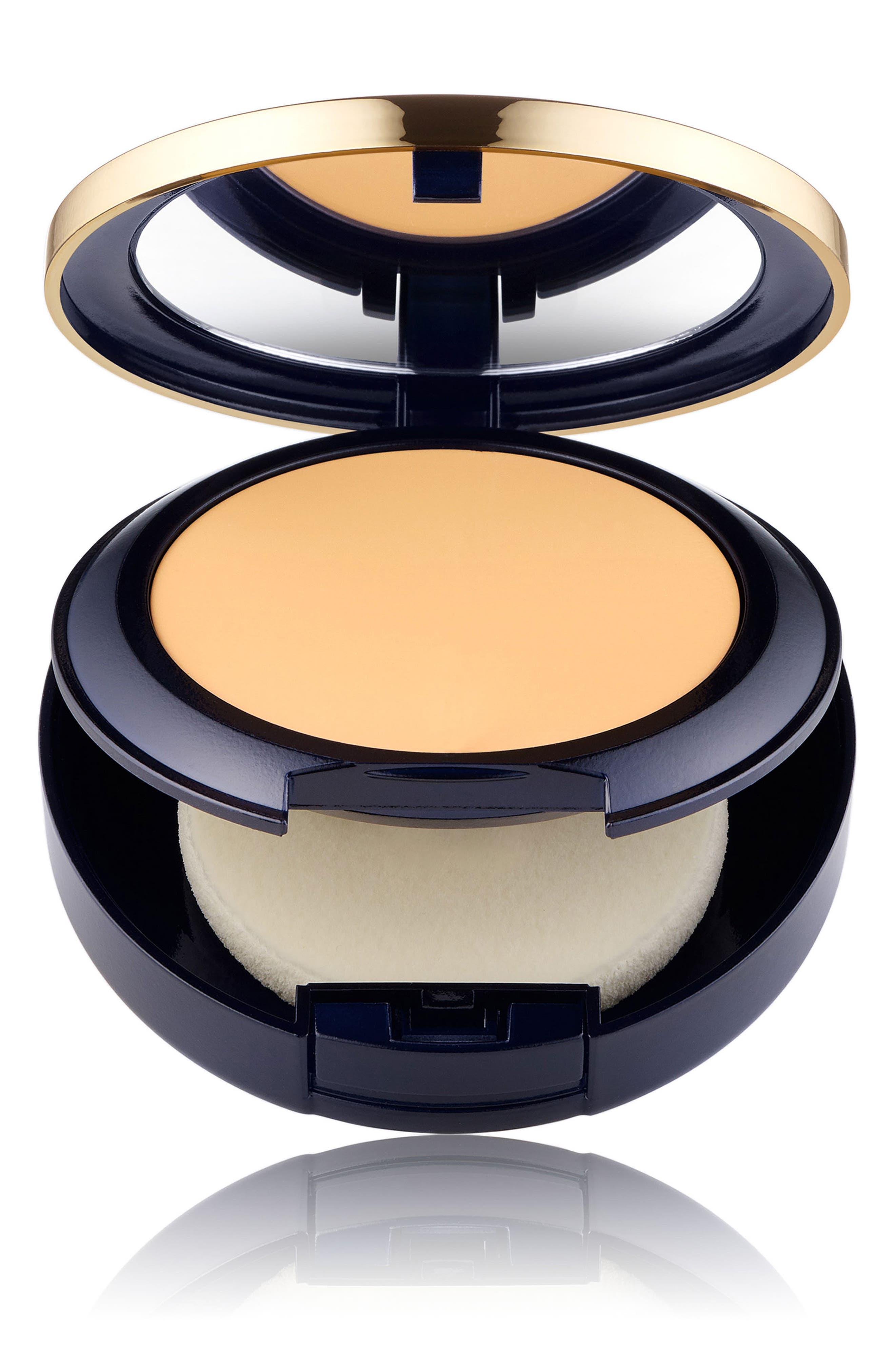 Estee Lauder Double Wear Stay In Place Matte Powder Foundation - 3W1.5 Fawn