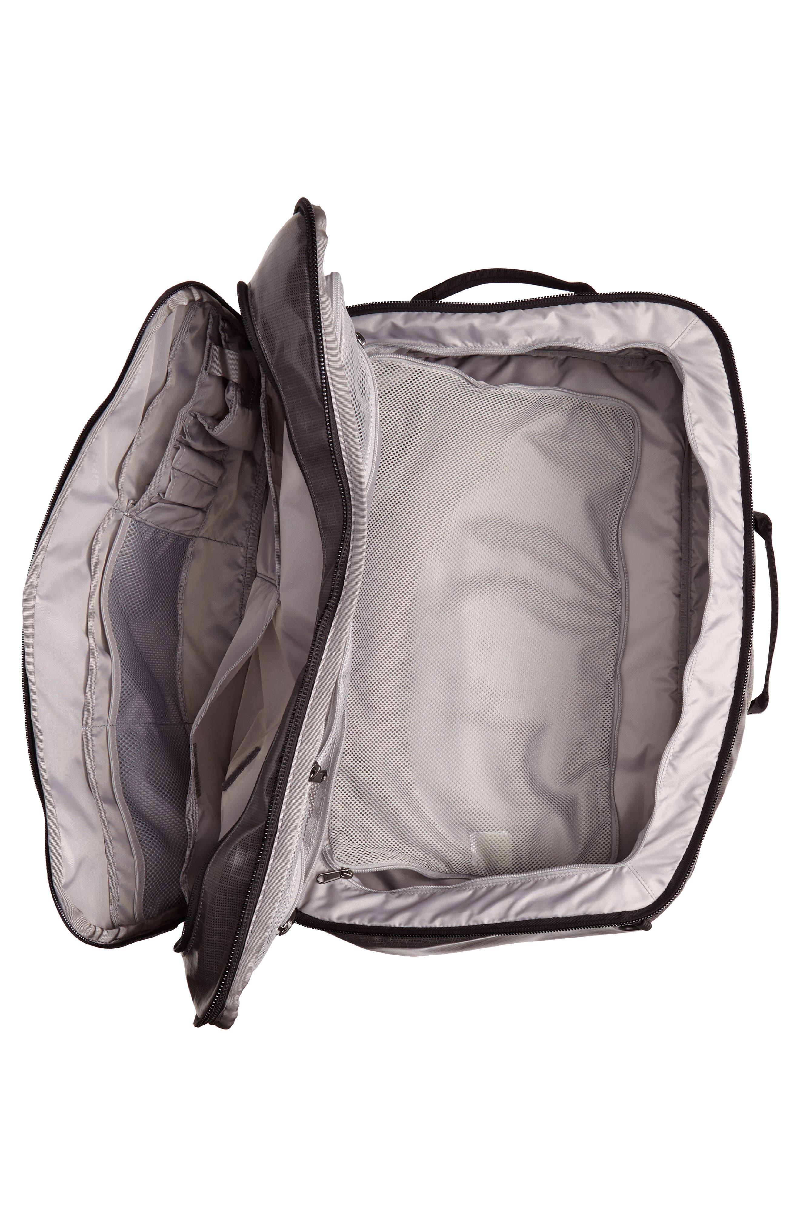 Black Hole 45L Backpack,                             Alternate thumbnail 5, color,                             HEX GREY