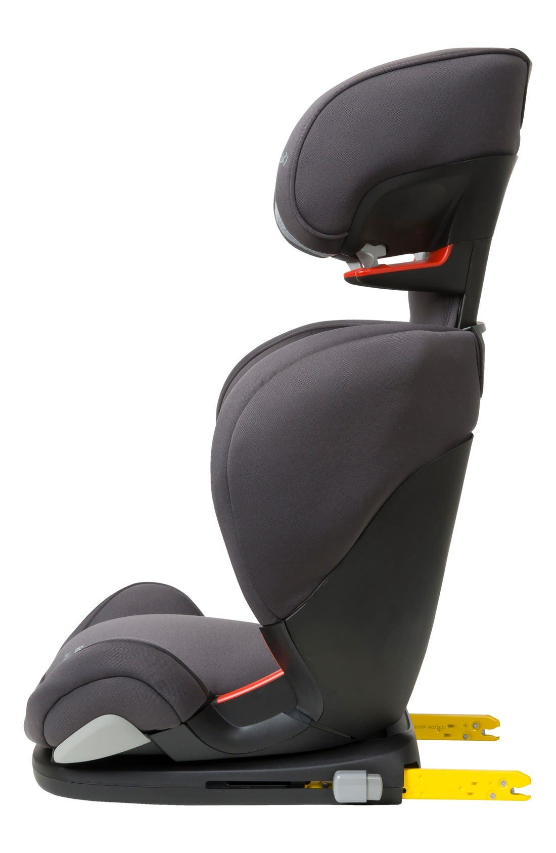 RodiFix Booster Car Seat,                             Alternate thumbnail 16, color,