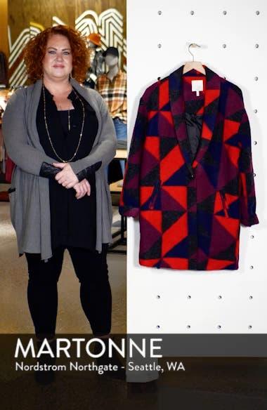Halona Blanket Coat, sales video thumbnail