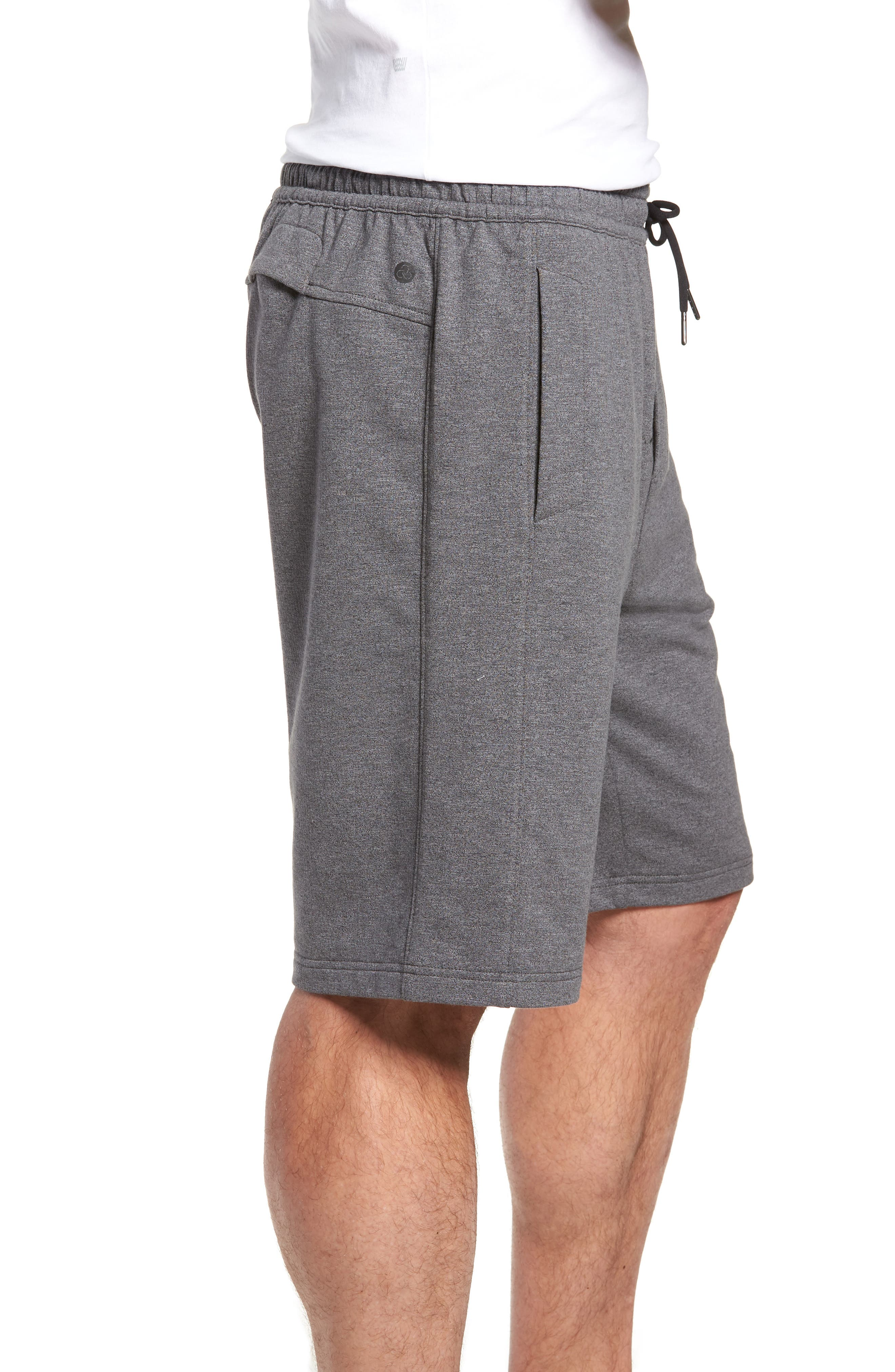 Arcanite Knit Shorts,                             Alternate thumbnail 3, color,                             021