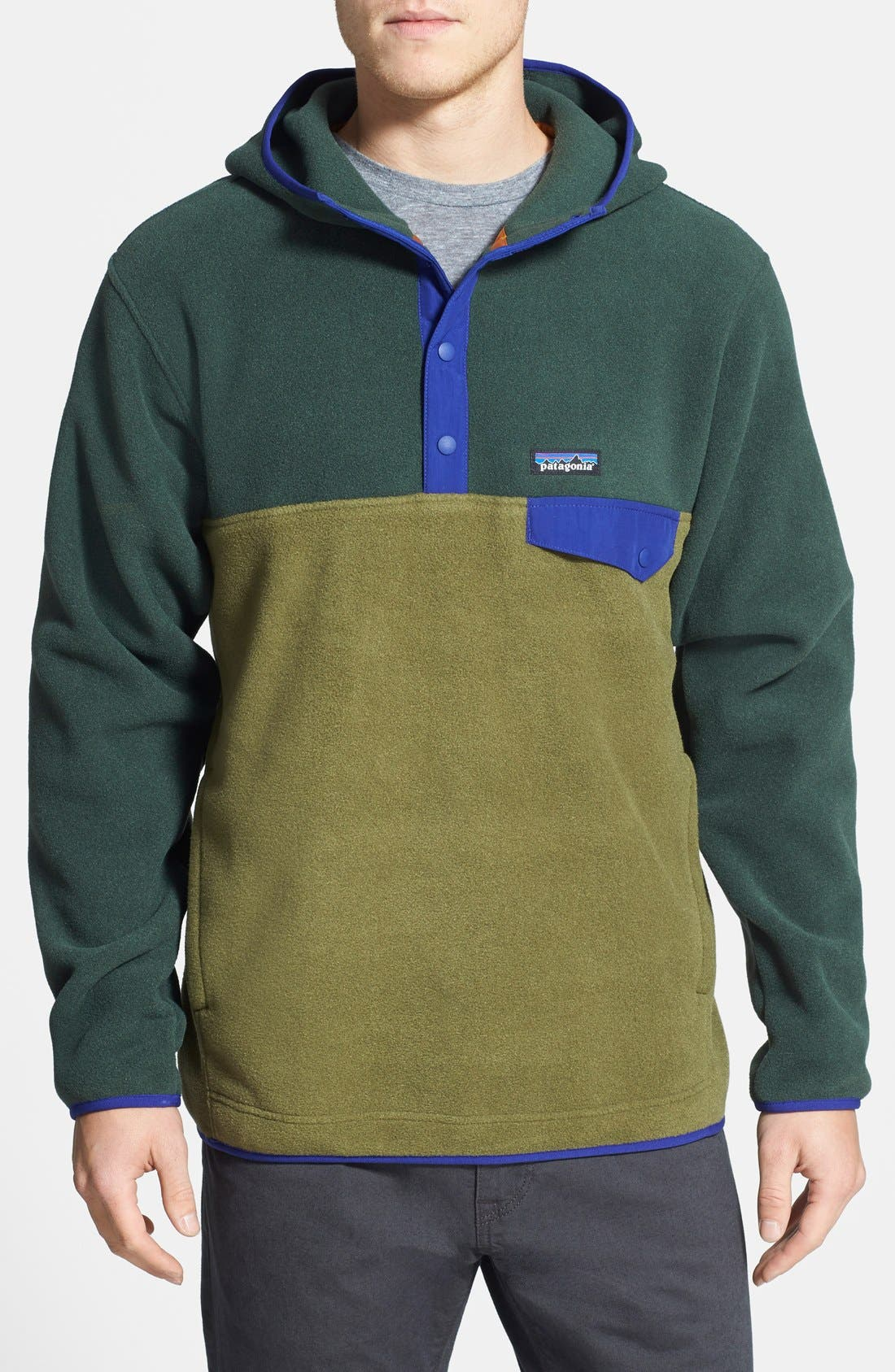 Synchilla<sup>®</sup> Snap-T<sup>®</sup> Hoodie, Main, color, 300