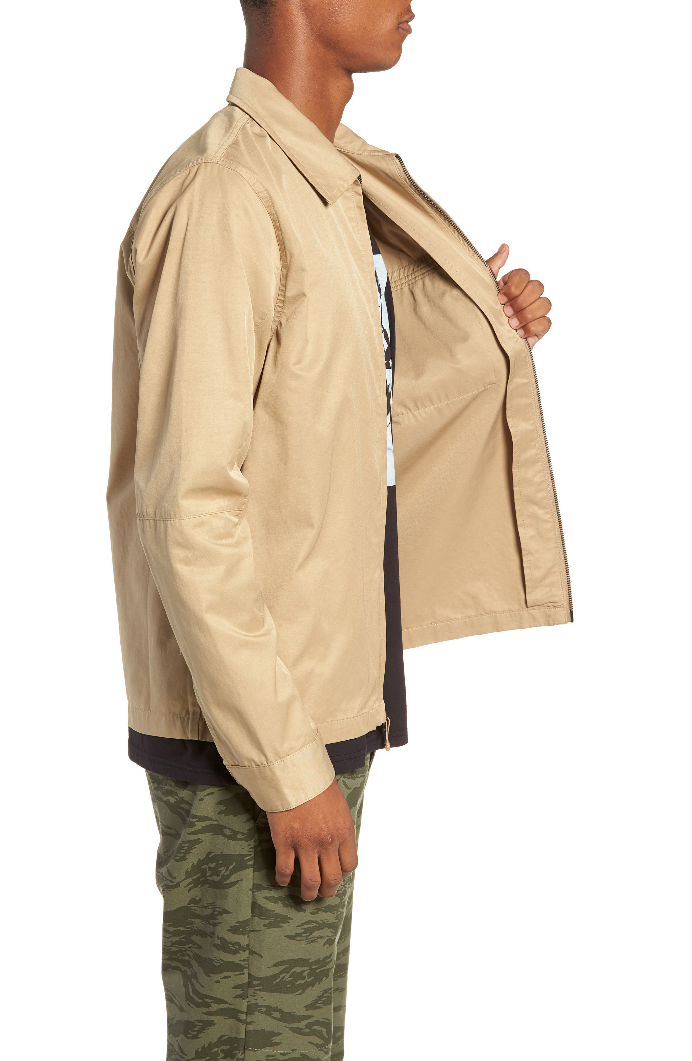 Hale Shirt Jacket,                             Alternate thumbnail 3, color,                             200