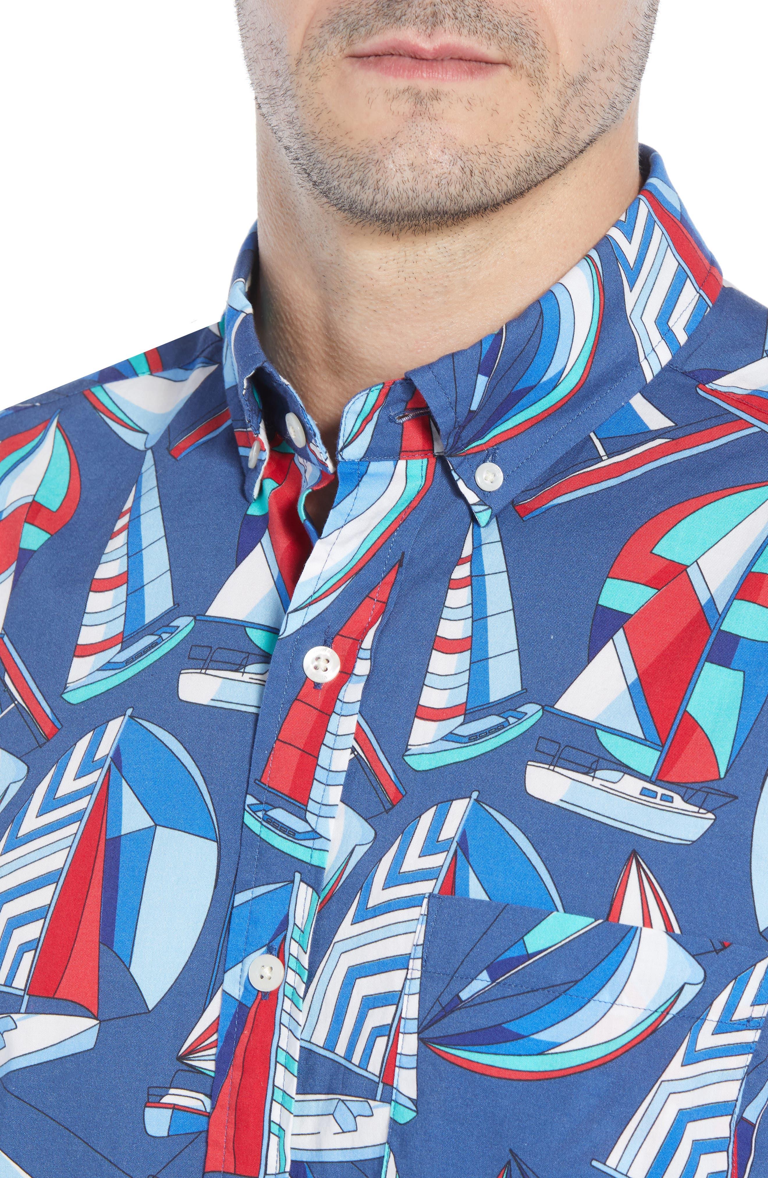 Murray Classic Fit Sport Shirt,                             Alternate thumbnail 2, color,                             461