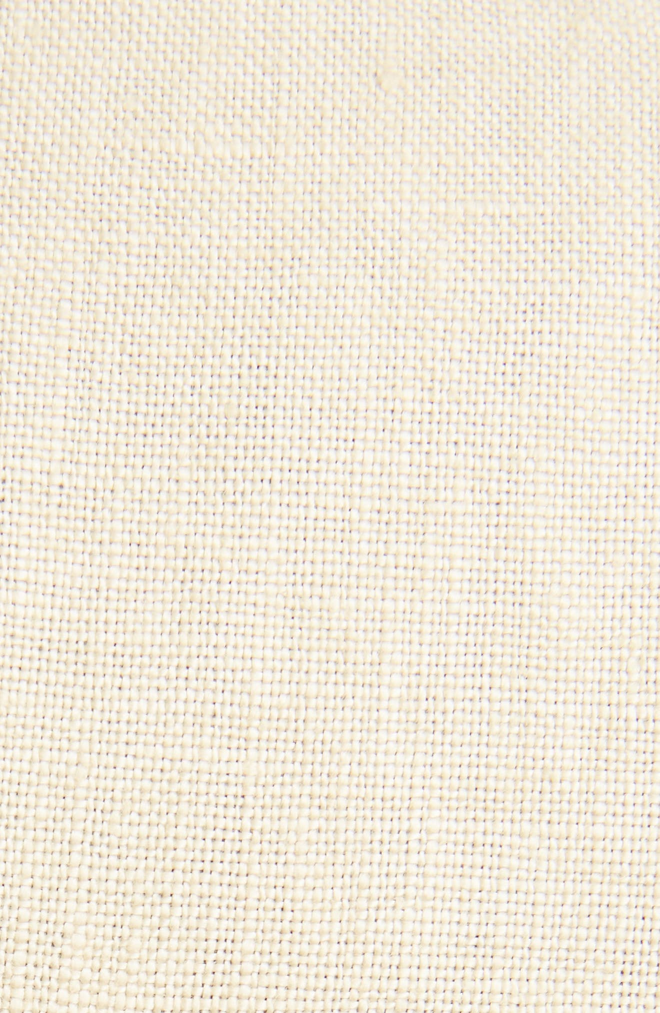 Topstitched Linen Coat,                             Alternate thumbnail 5, color,                             273