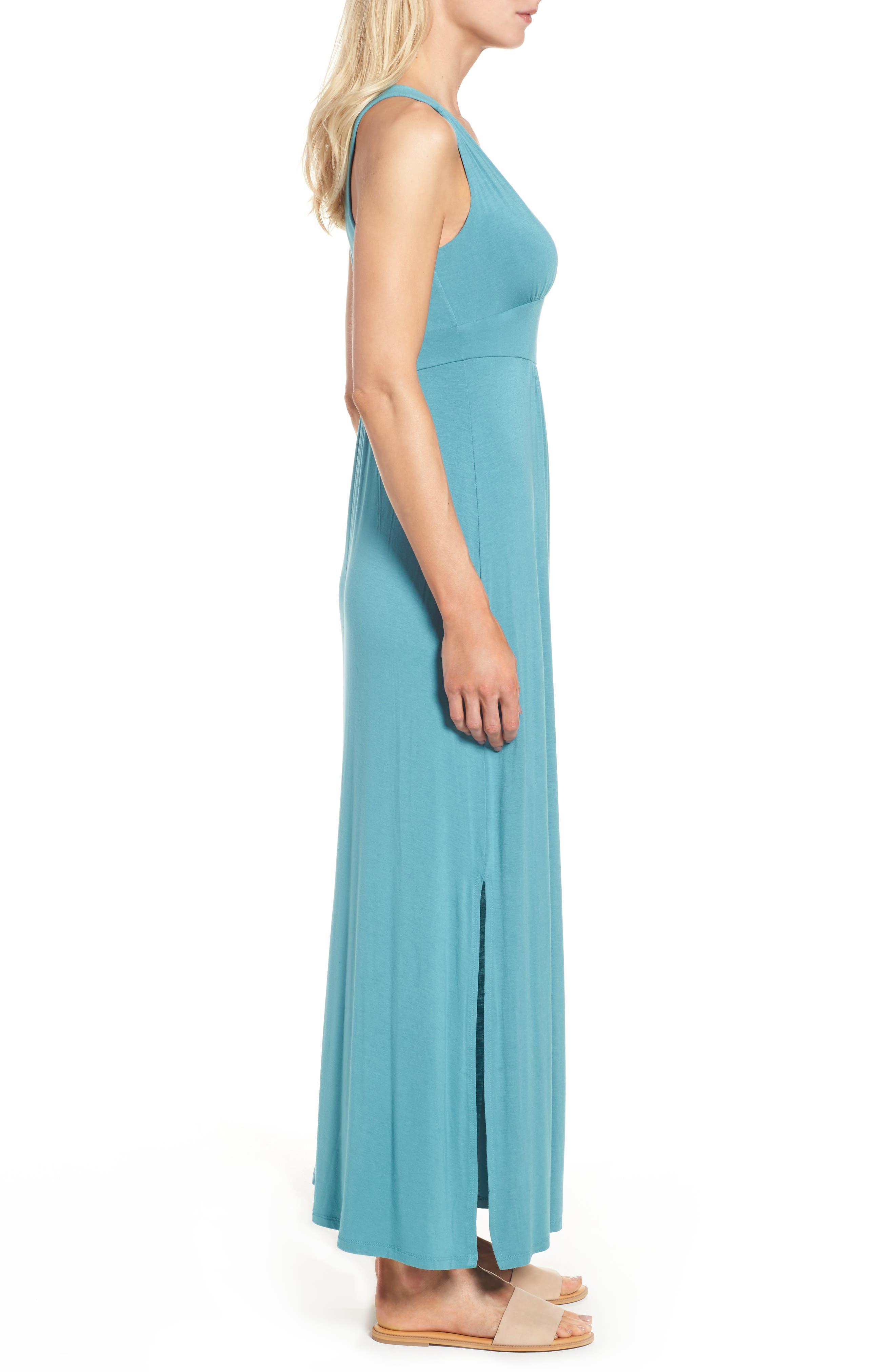 Knit Maxi Dress,                             Alternate thumbnail 17, color,
