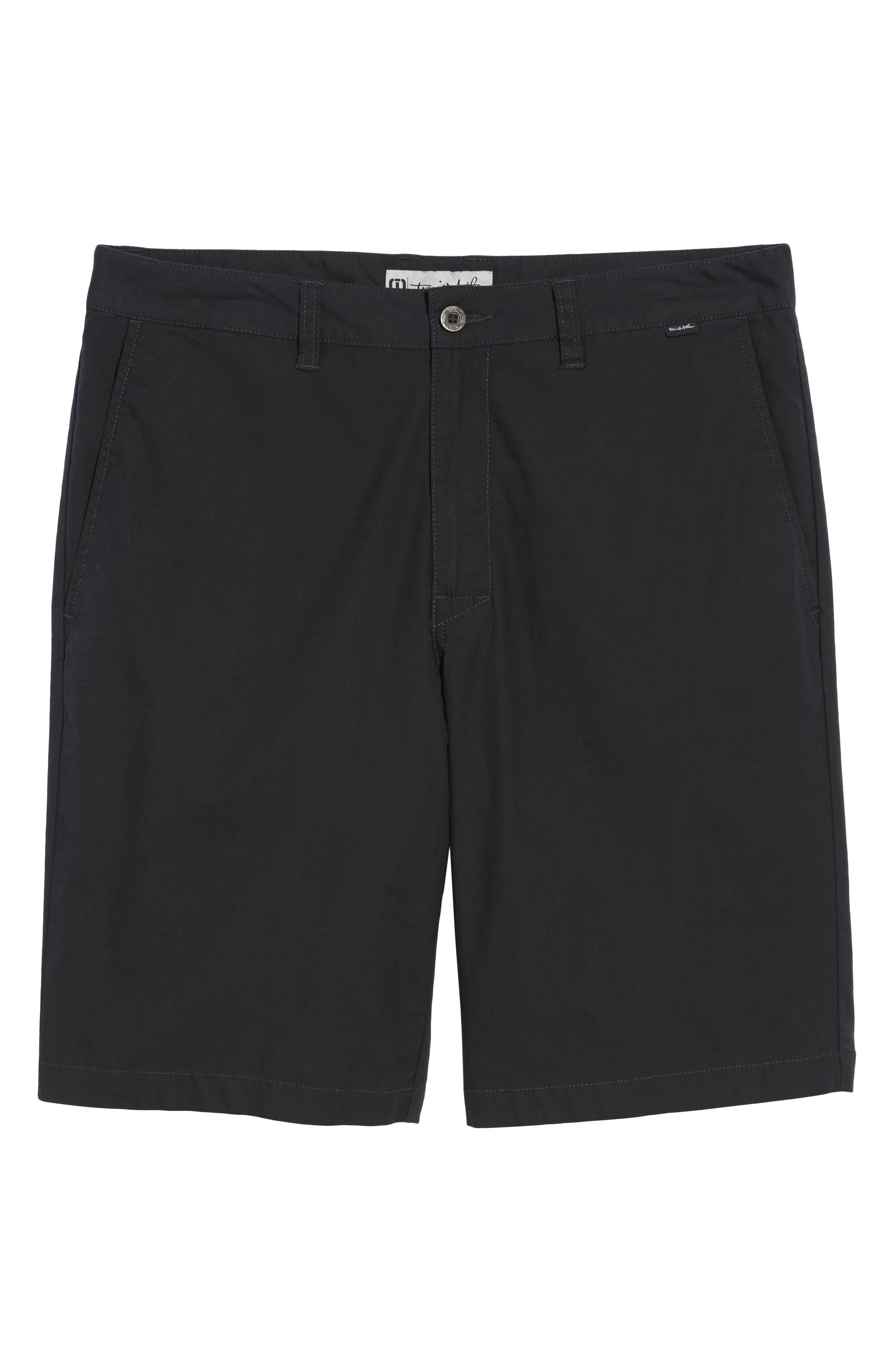 Huntington Shorts,                             Alternate thumbnail 6, color,                             BLACK