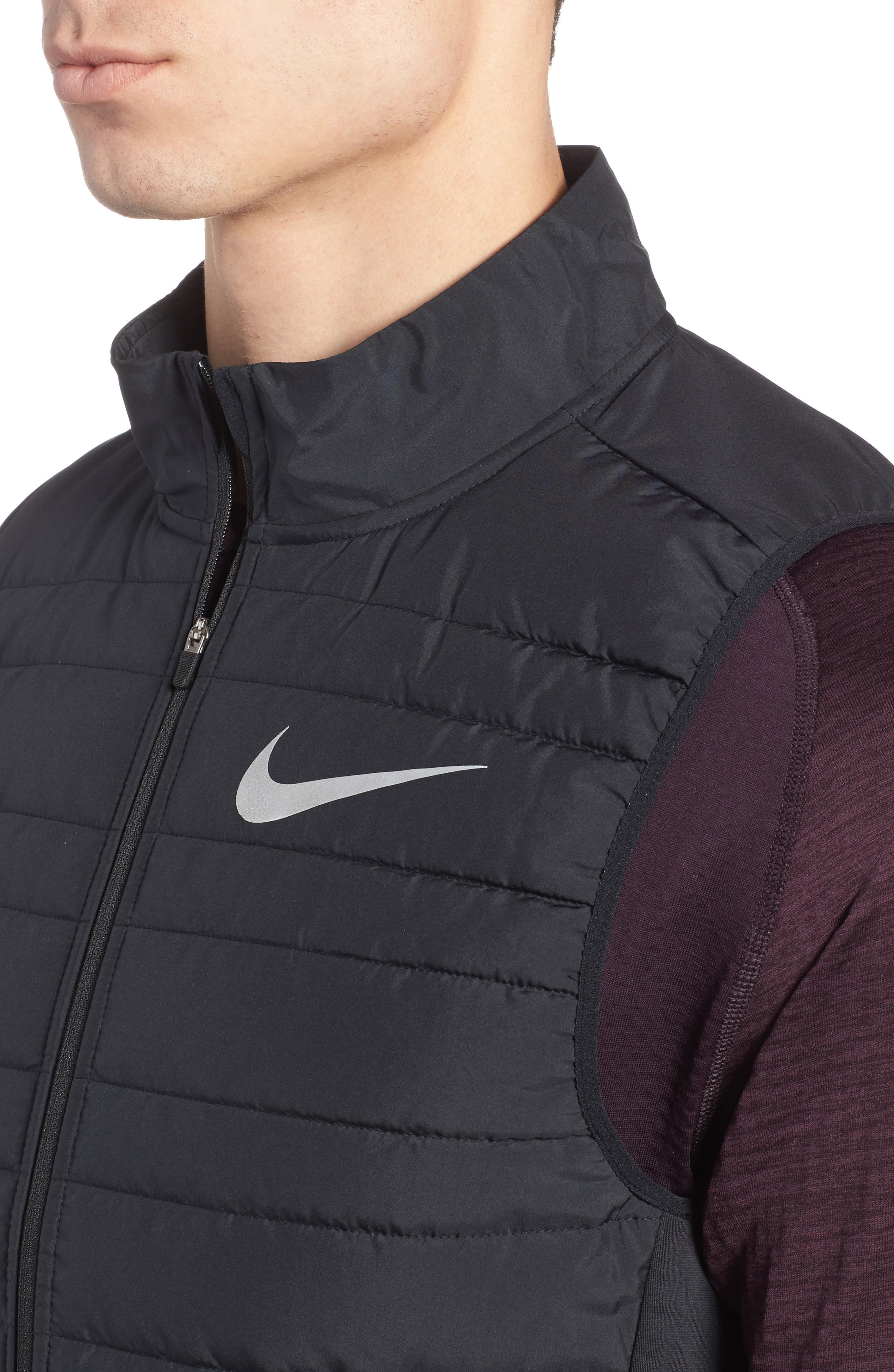 Essential Running Vest,                             Alternate thumbnail 4, color,                             010
