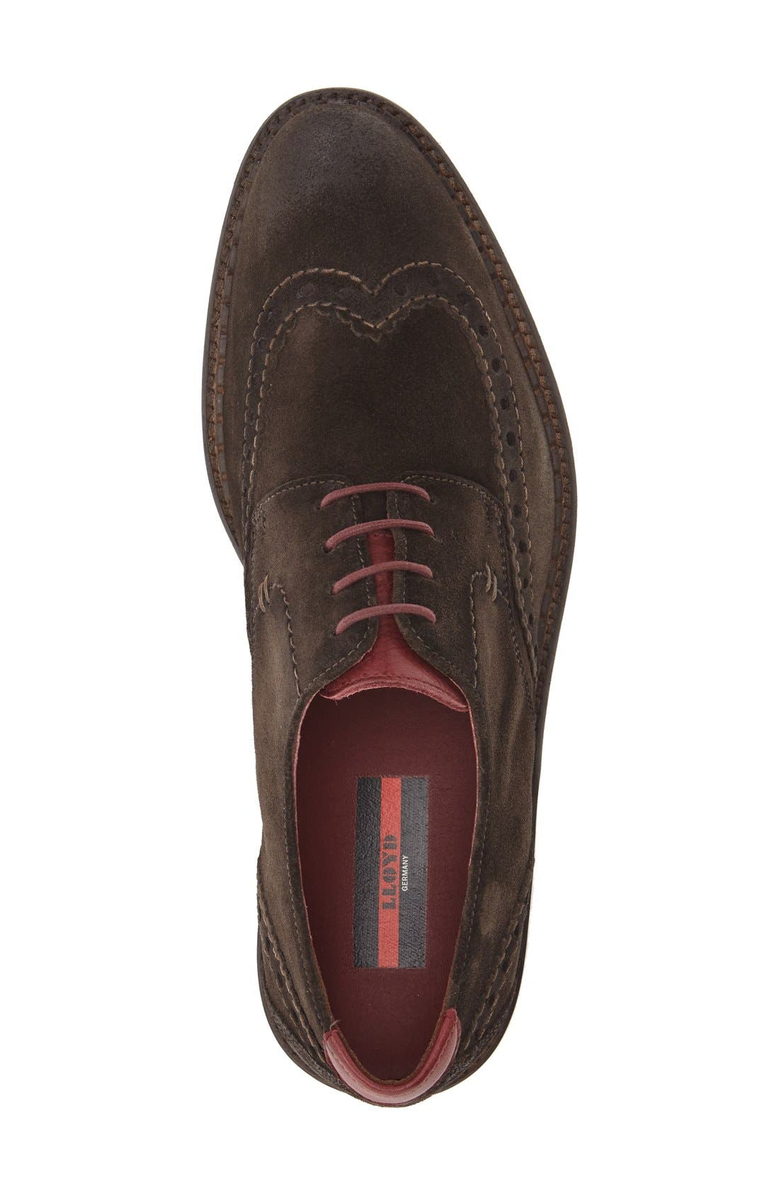 'Giles' Wingtip,                             Alternate thumbnail 4, color,                             200